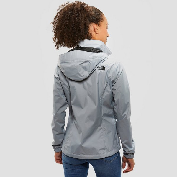 THE NORTH FACE RESOLVE 2 OUTDOOR JAS GRIJS DAMES