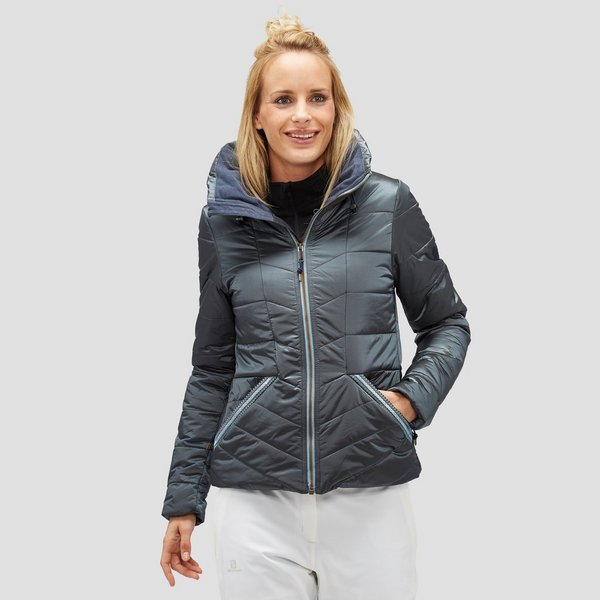 O'NEILL CRYSTALINE HYBRID OUTDOOR JAS BLAUW DAMES