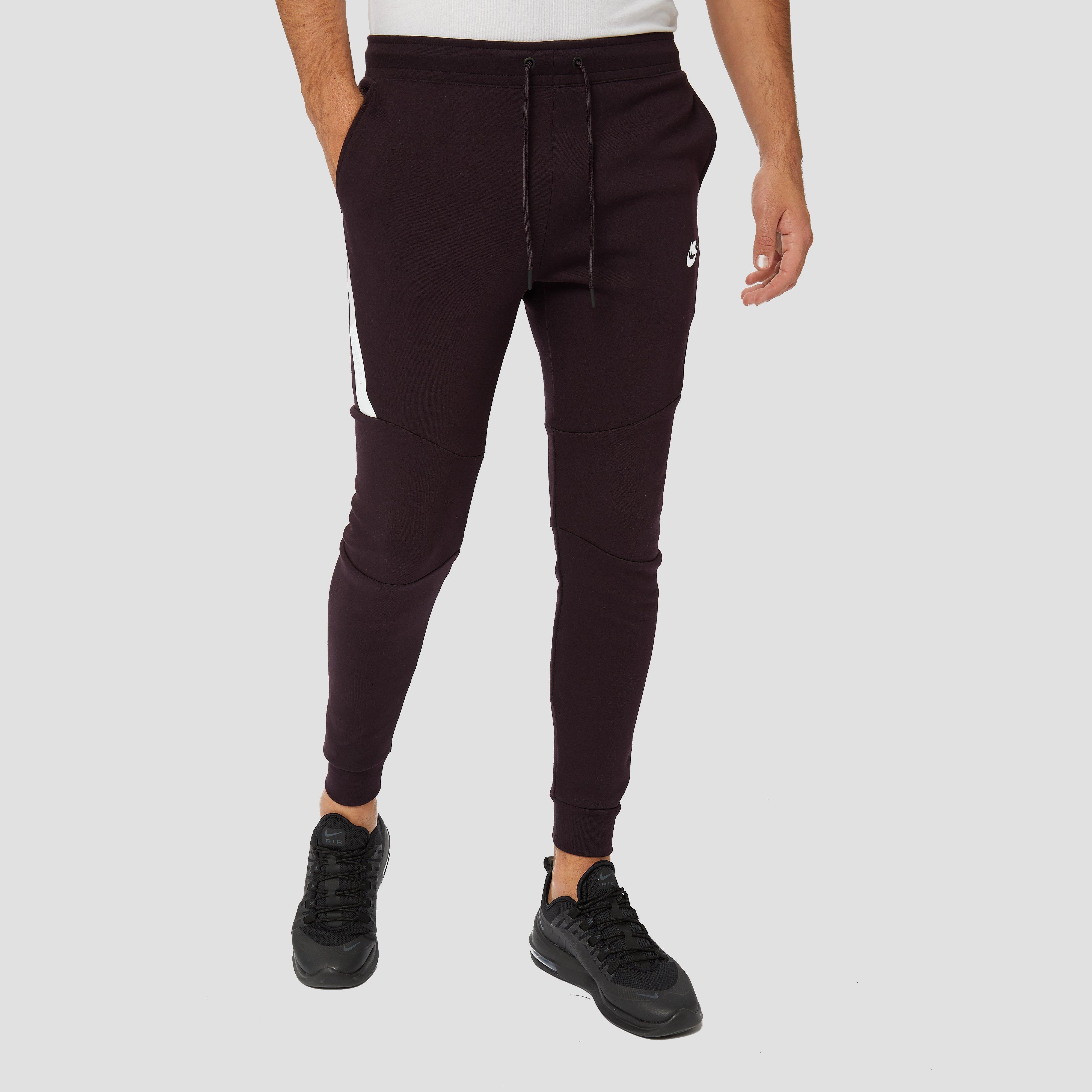 Sportswear Fleece Donker HerenPerrysport Nike Joggingbroek Tech Paars MpqVzSUG