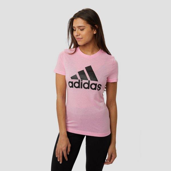 Haves Sport DamesPerrysport Must Badge Of Shirt Adidas Roze QxBdthrsCo
