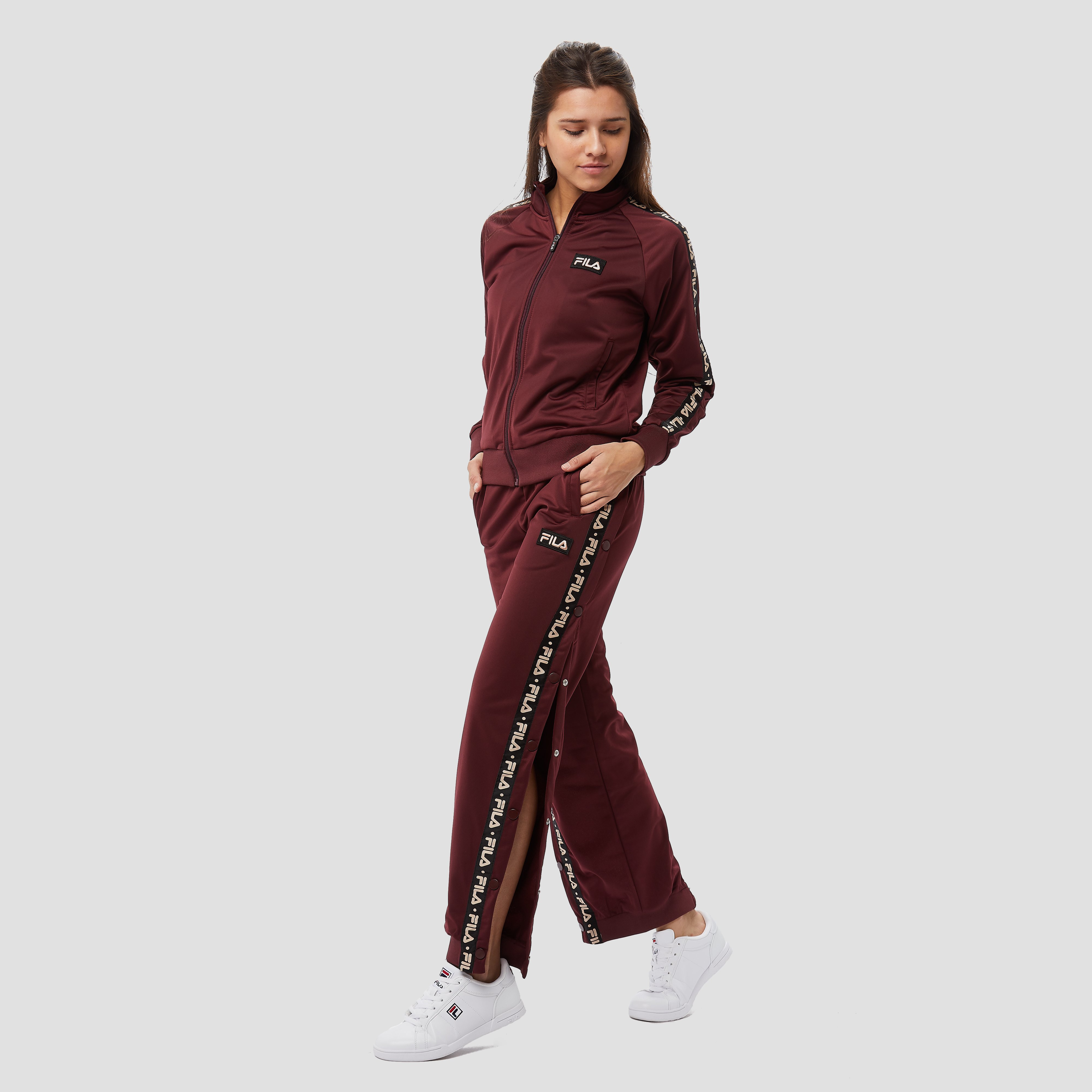 FILA SOBIO TRAININGSJAS BORDEAUX ROOD DAMES
