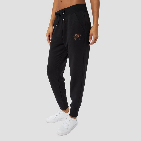 Nike Zwartgoud Fleece Sportswear Dames Joggingbroek Perrysport Air T60vT
