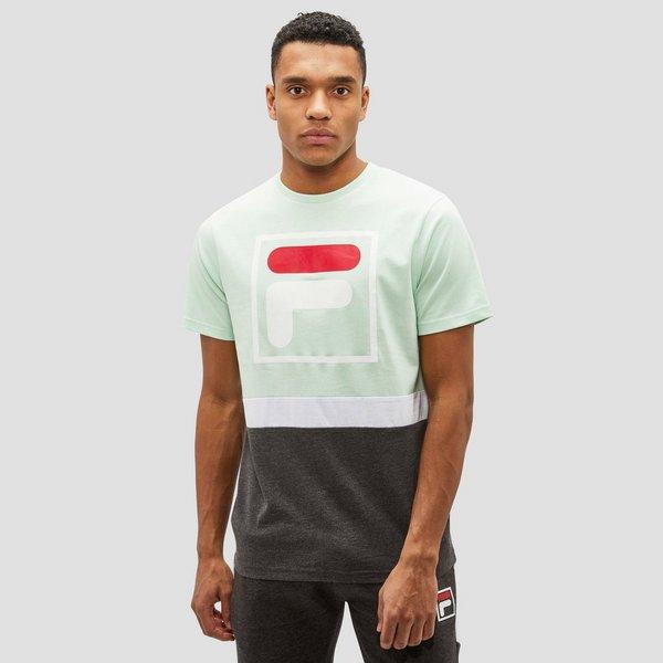 Fila HerenPerrysport Shirt Fila Groen Larini Larini v8myO0Nnw