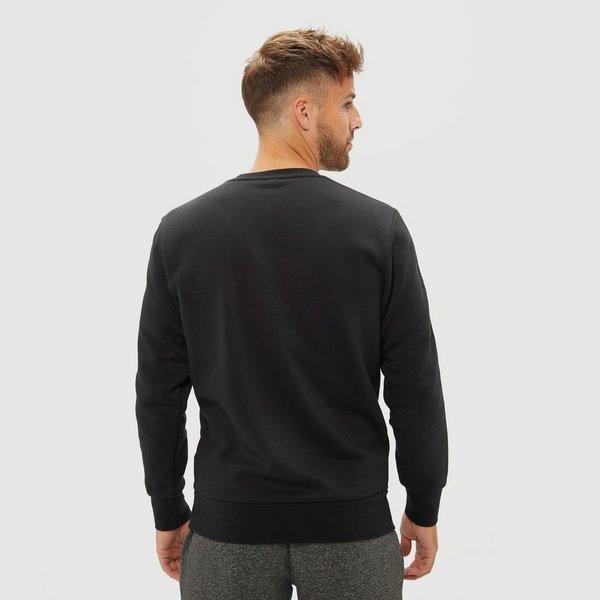 Sweater Perrysport Zwart Adidas Essentials Heren Stripes 3 qnx1Ra