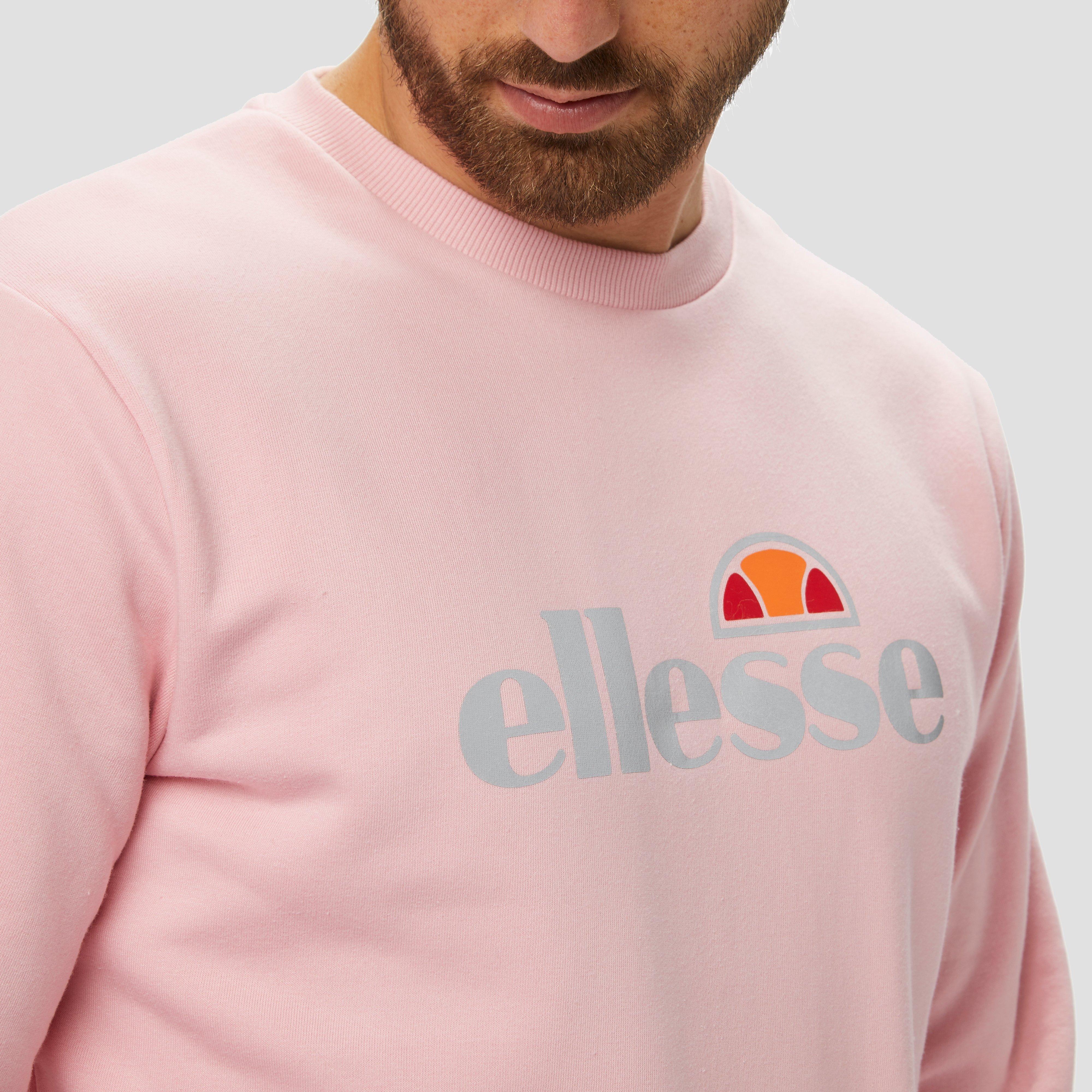 ELLESSE EMMALIEO SWEATER ROZE HEREN