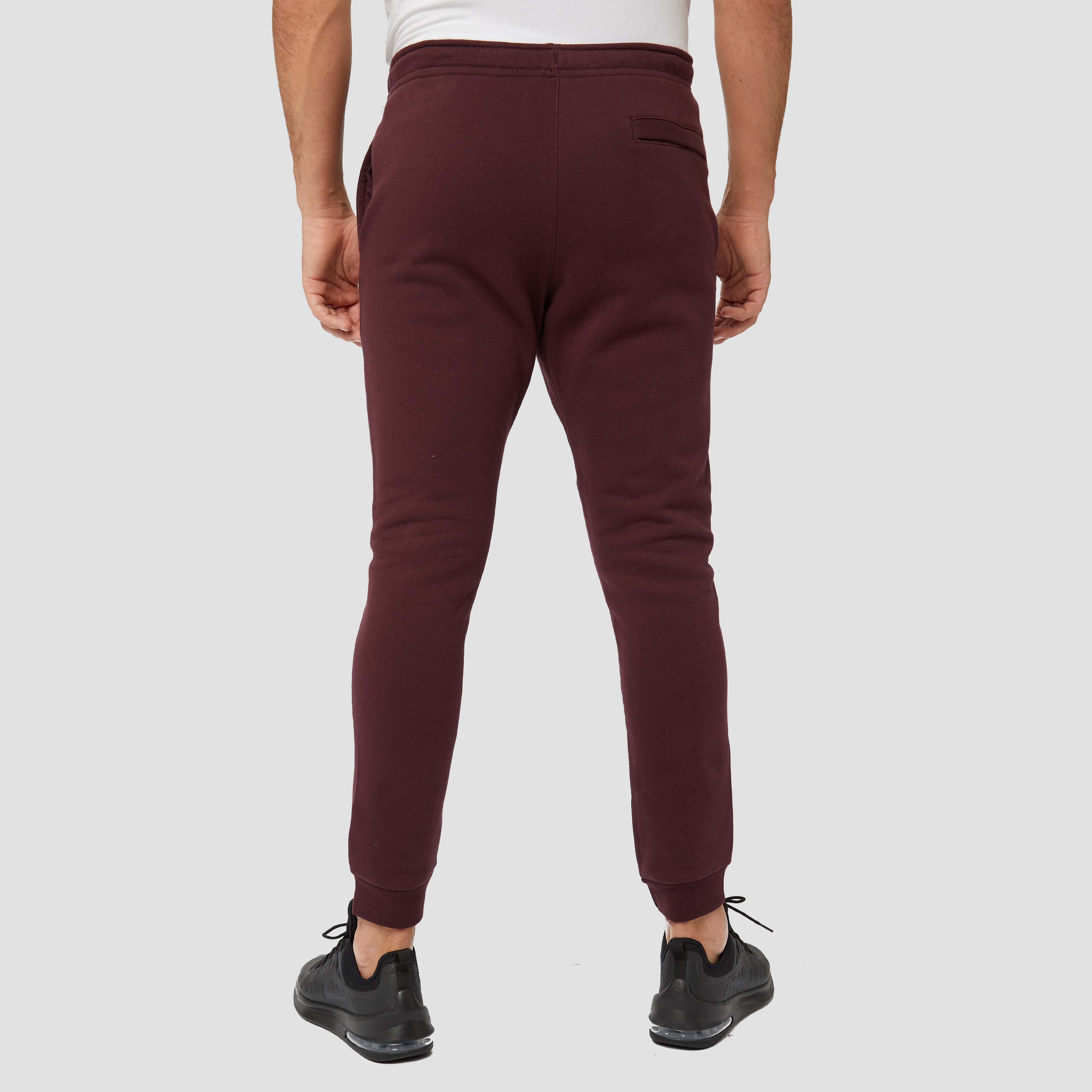 NIKE SPORTSWEAR CLUB JOGGINGBROEK ROOD HEREN
