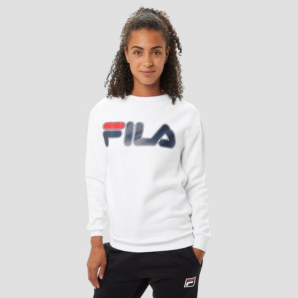Sweater Perrysport Fila Crew Dames Wit 2 Cydonia qz0zABp