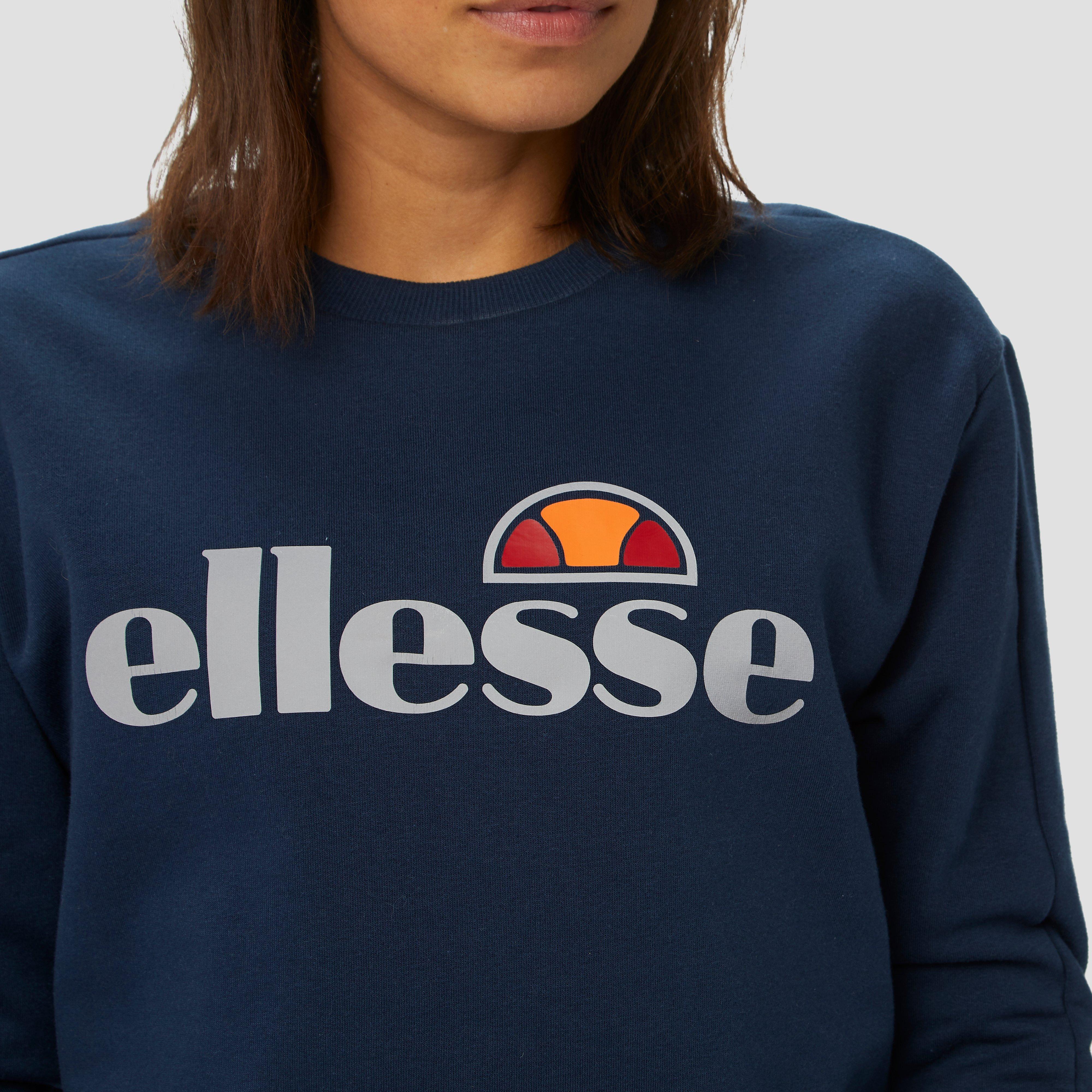 ELLESSE SARRINO SWEATER BLAUW DAMES
