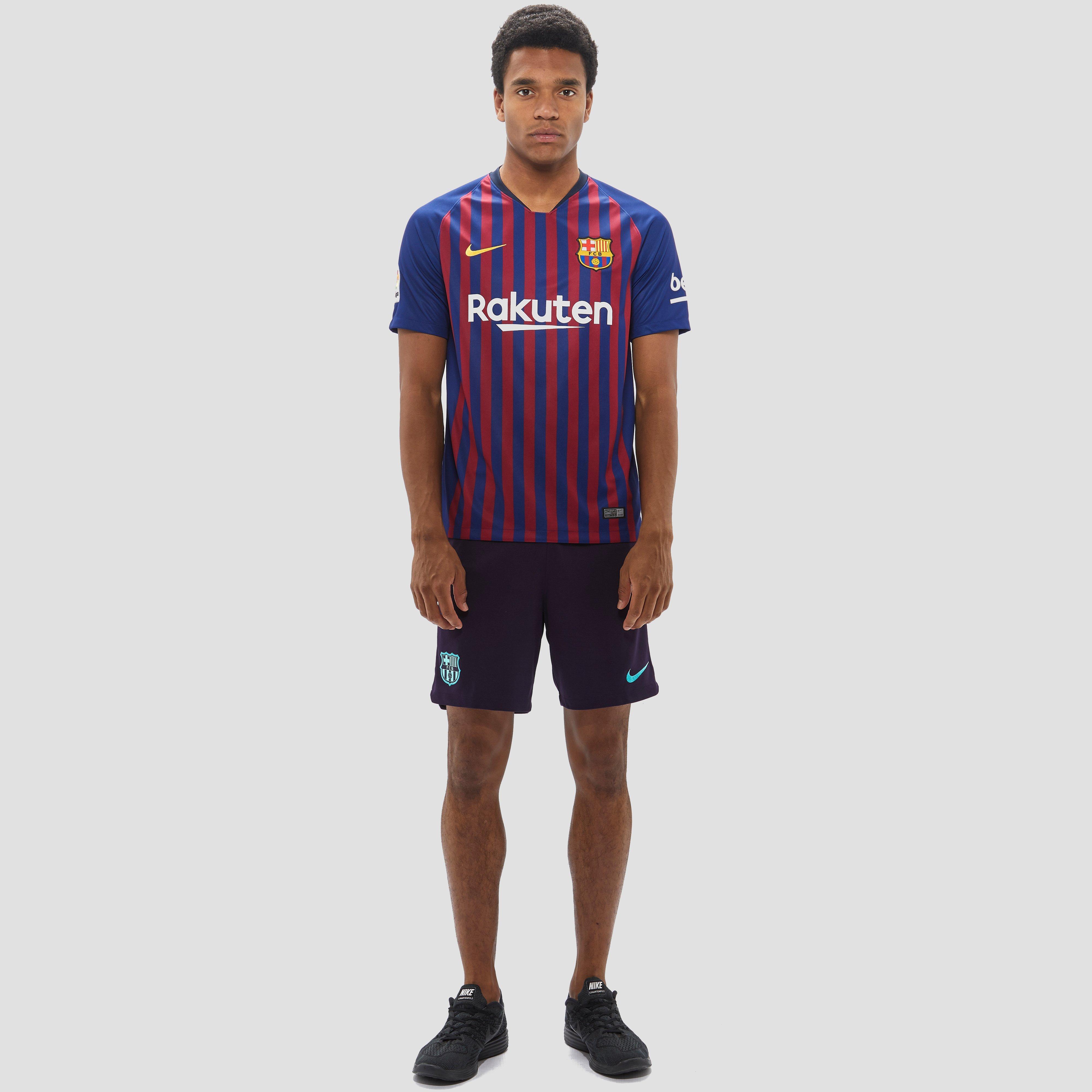 NIKE FC BARCELONA THUISSHIRT 18/19 BLAUW/ROOD HEREN