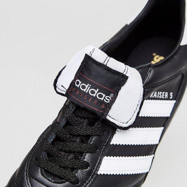 adidas kaiser 5 liga fg voetbalschoenen zwart heren. Black Bedroom Furniture Sets. Home Design Ideas