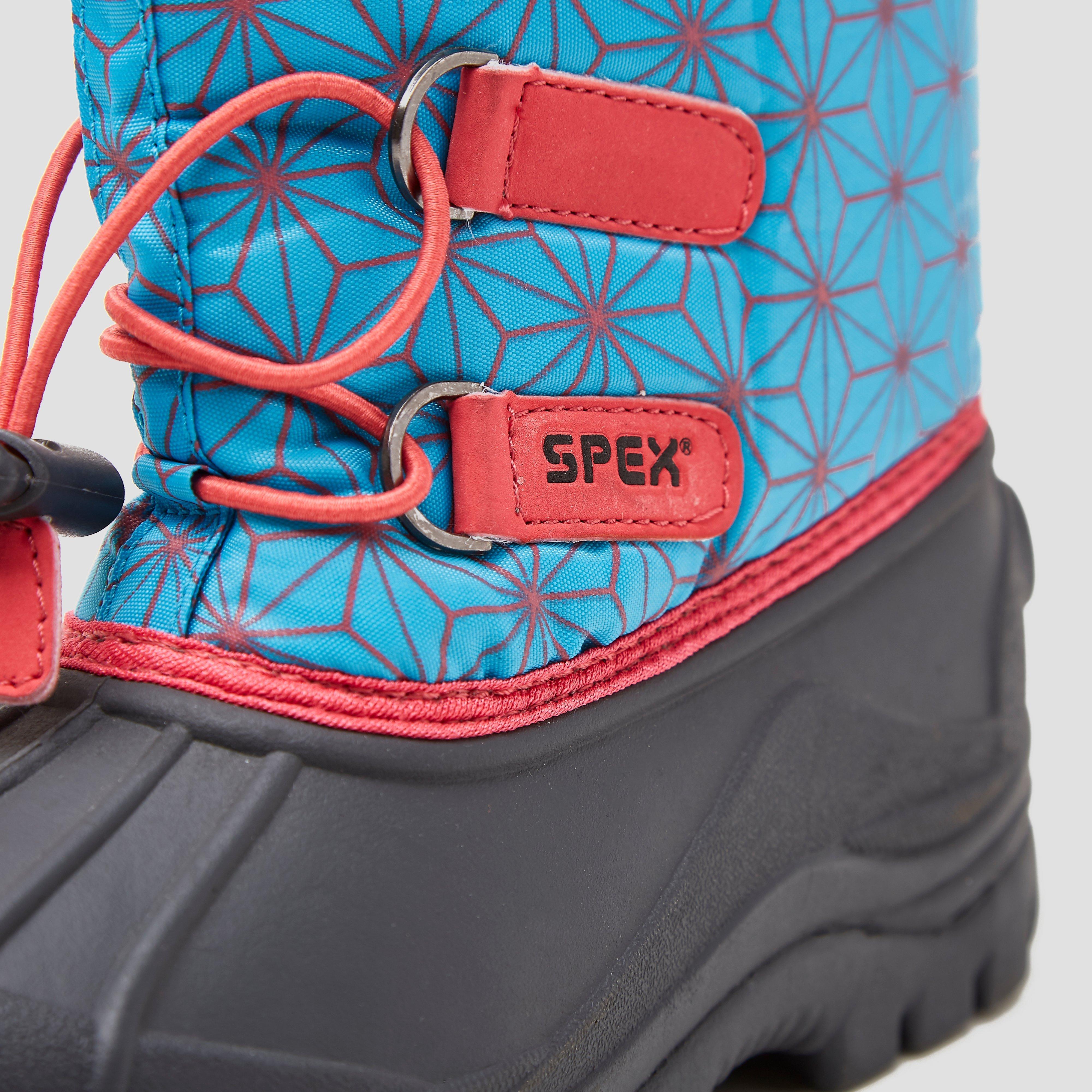SPEX SNOW FLAKE SNOWBOOTS BLAUW KINDEREN