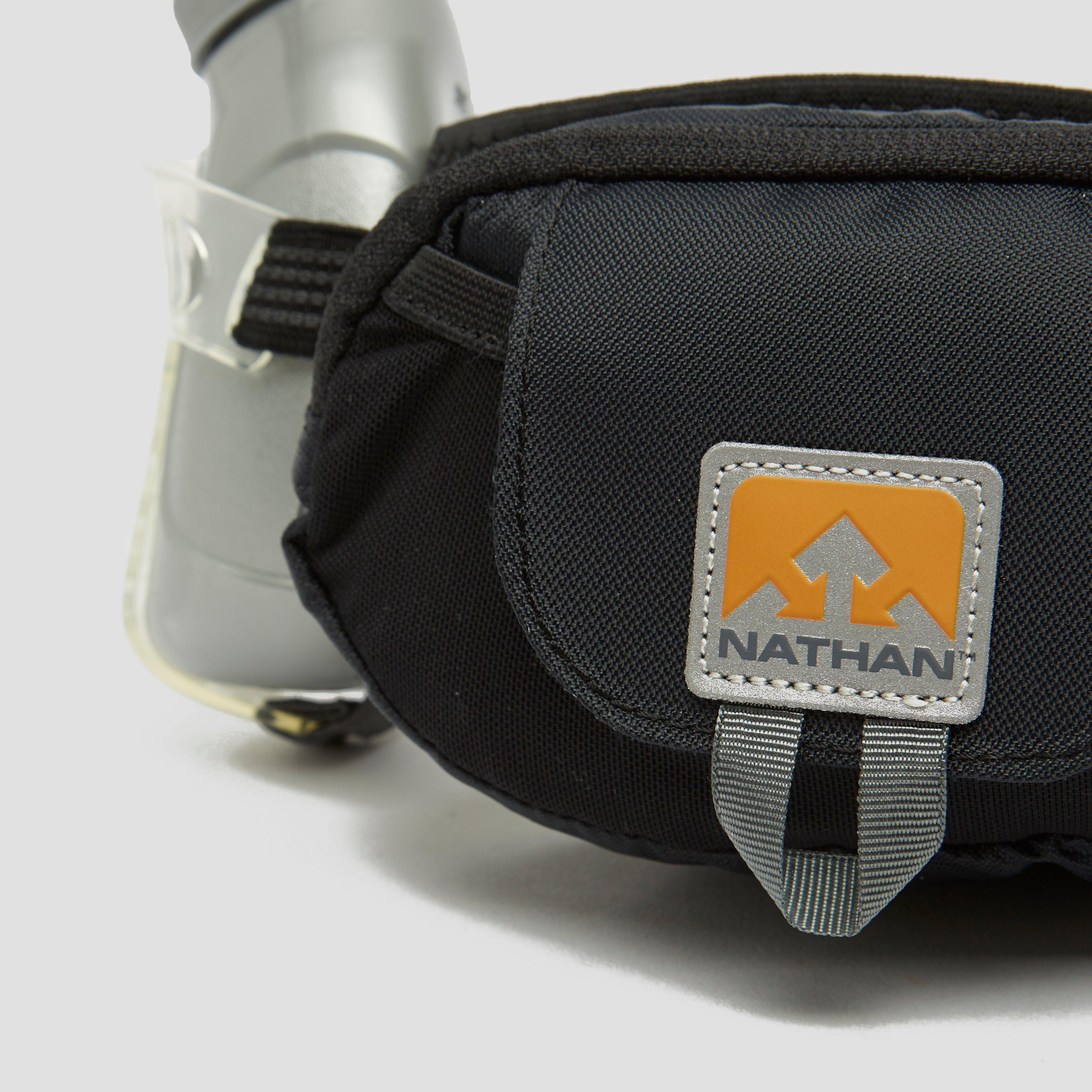 NATHAN TRAIL MIX HEUPTAS ZWART
