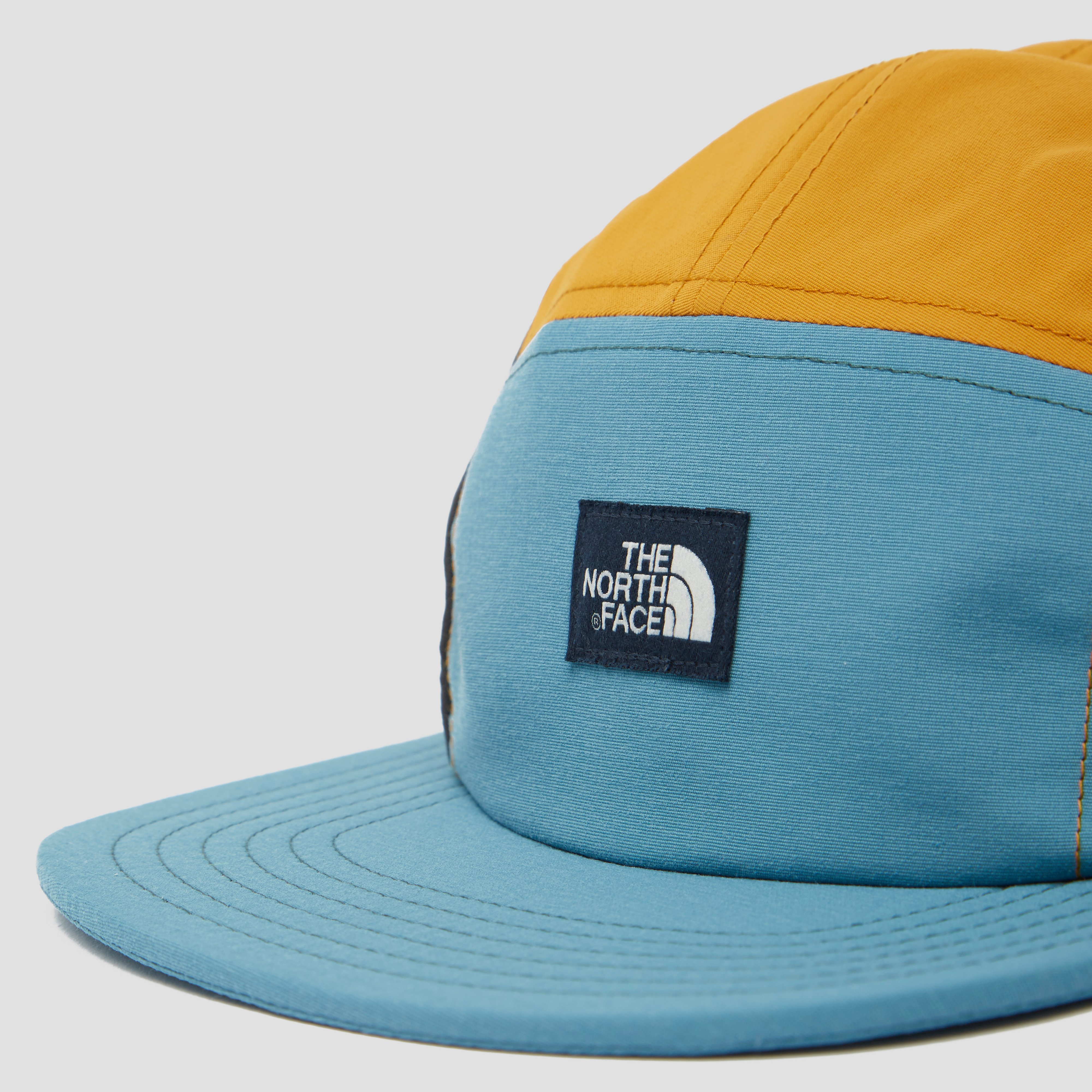 THE NORTH FACE CLASS V 5-PANEL PET BLAUW/GEEL