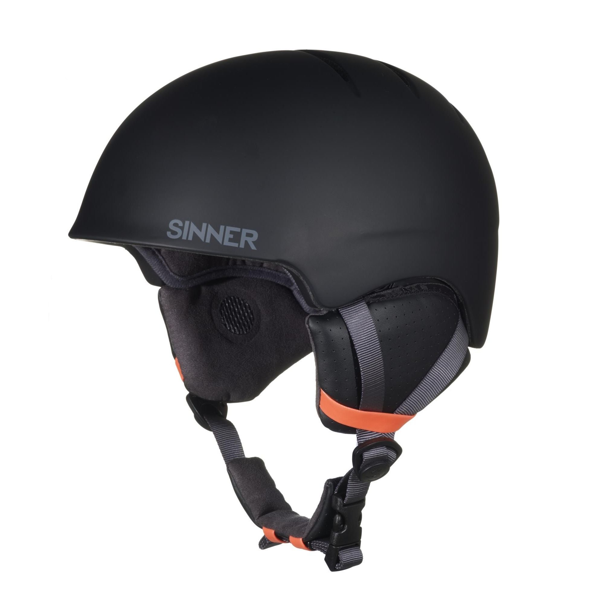 SINNER LOST TRAIL SKIHELM ZWART