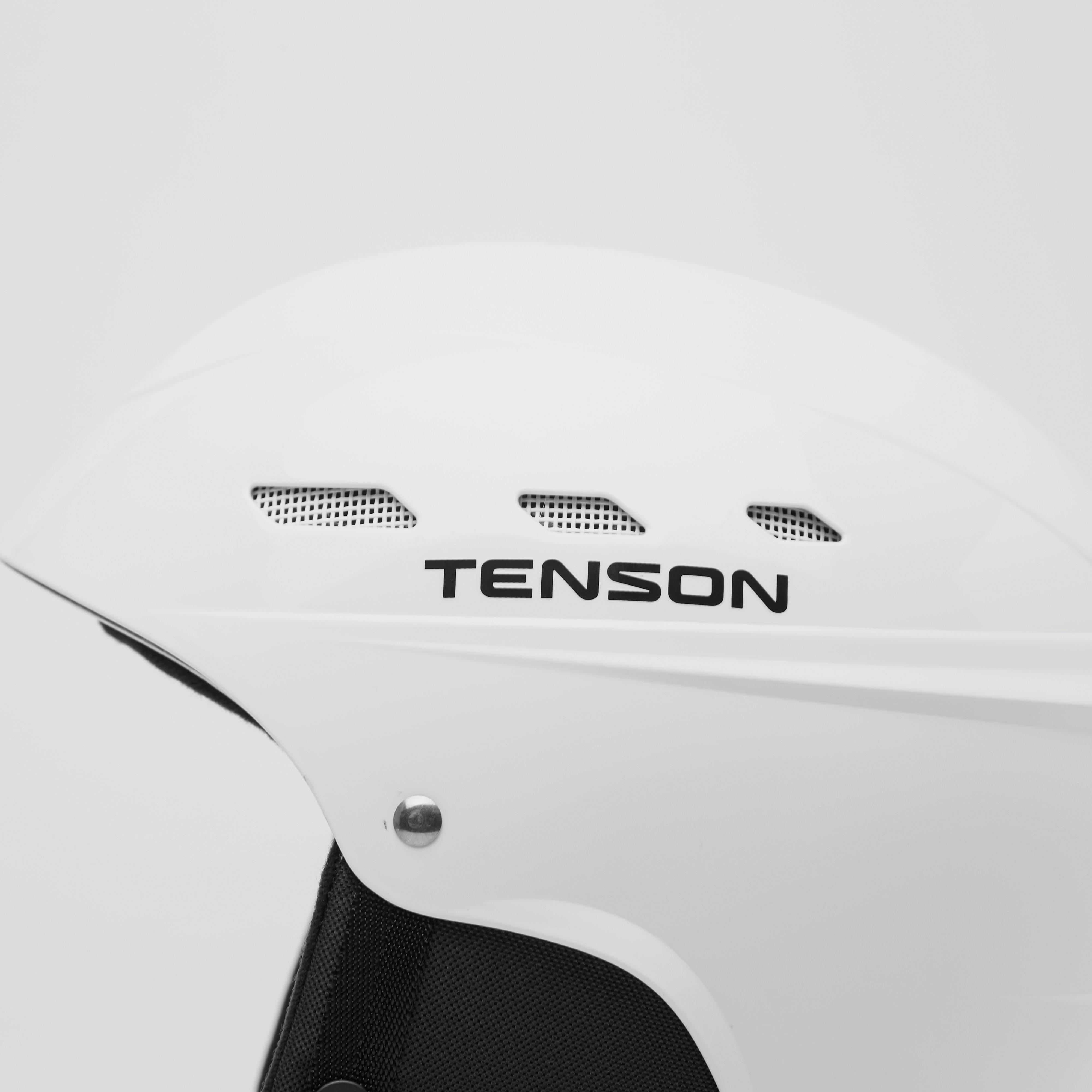 TENSON CORE SKIHELM WIT