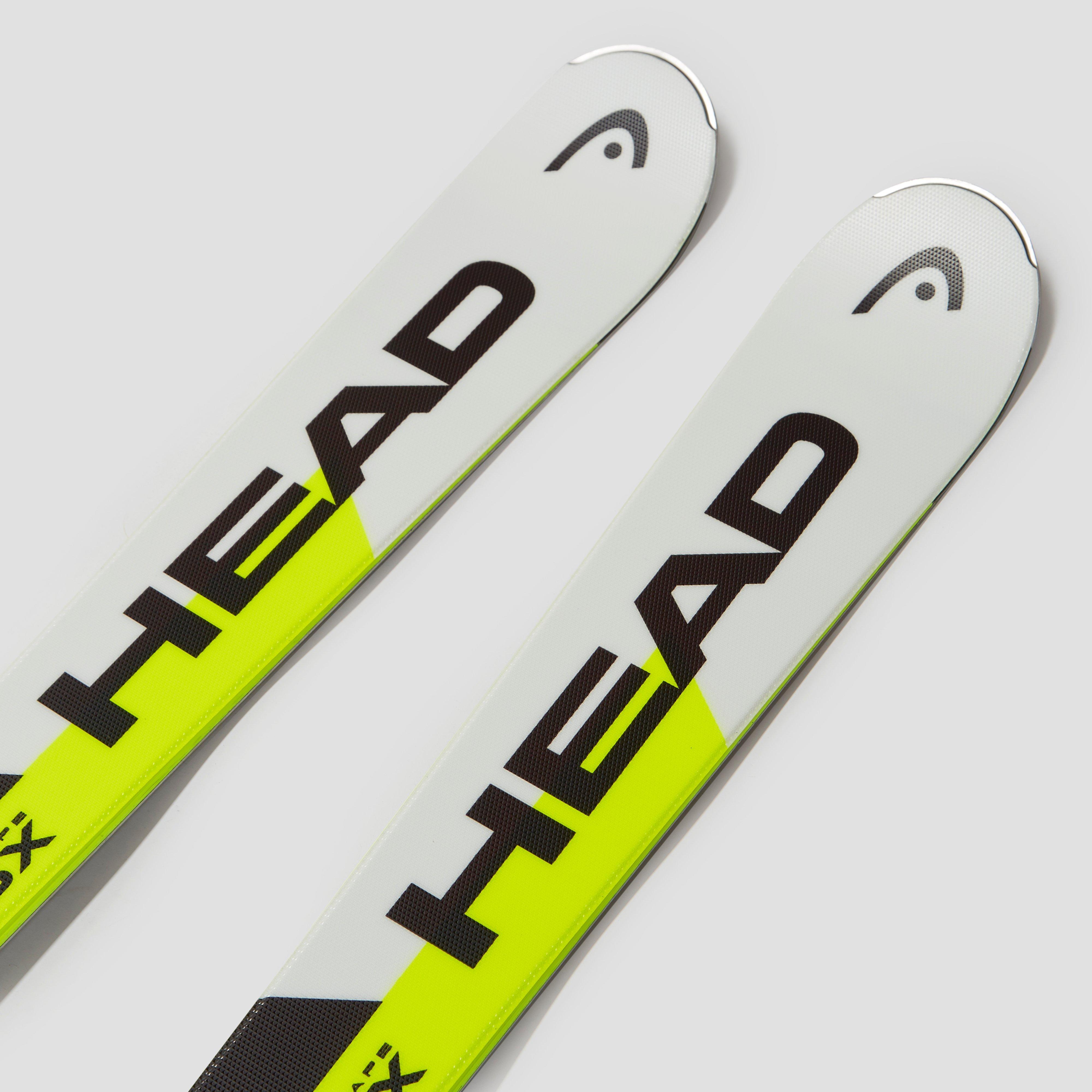 HEAD SHAPE SX SKI'S WIT/GEEL