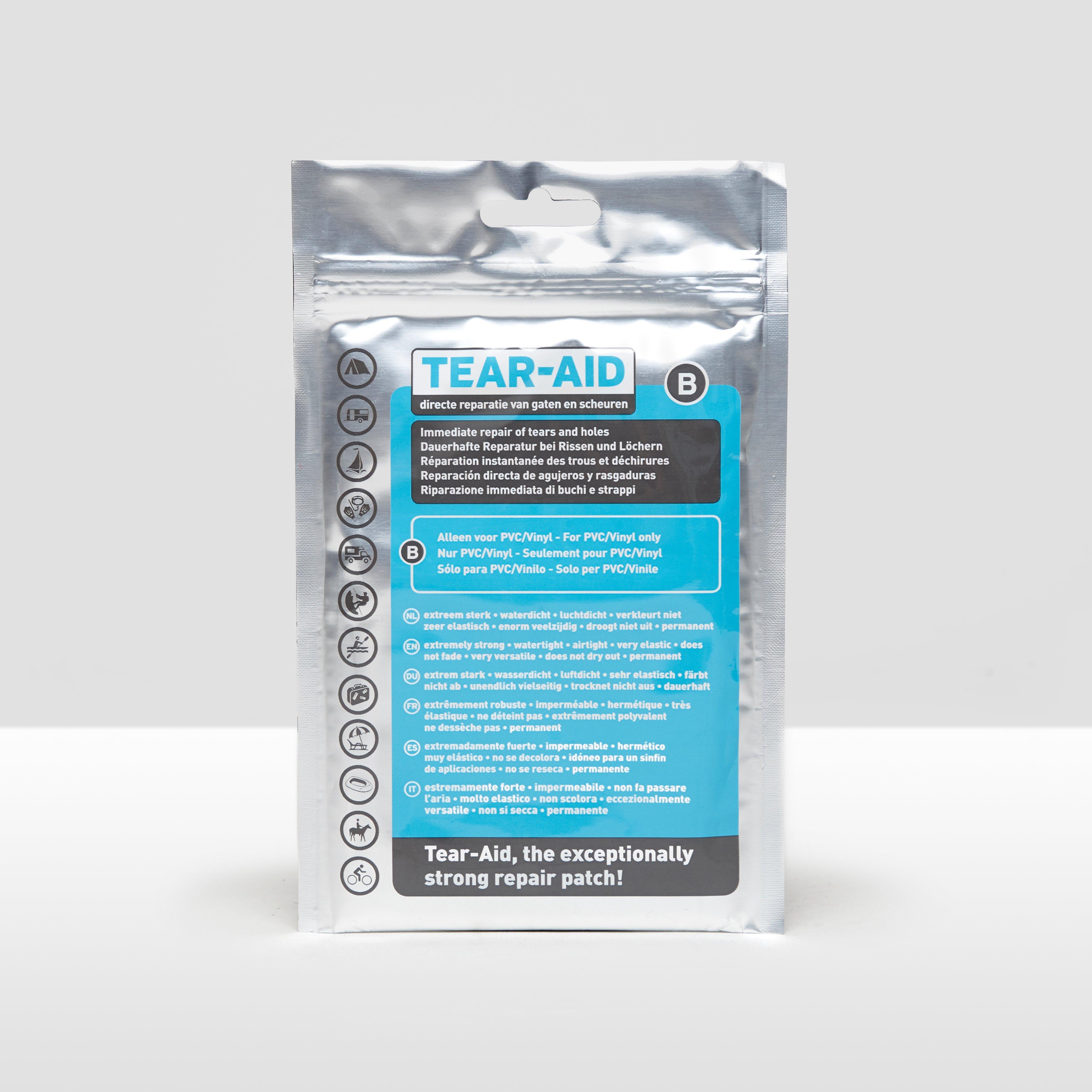 BO CAMP TEAR-AID B REPARATIEMIDDEL