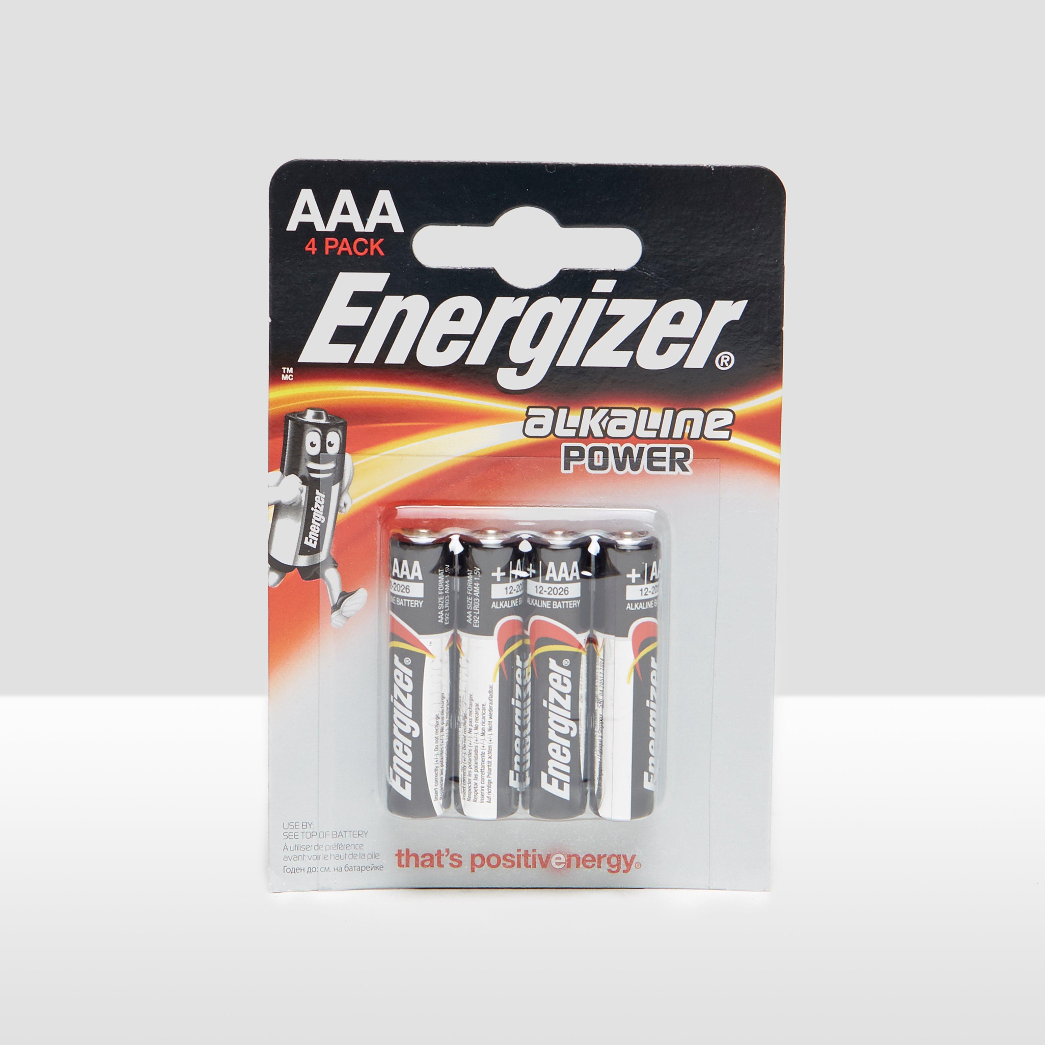 ENERGIZER LR03/AAA BL/4 ALKALINE