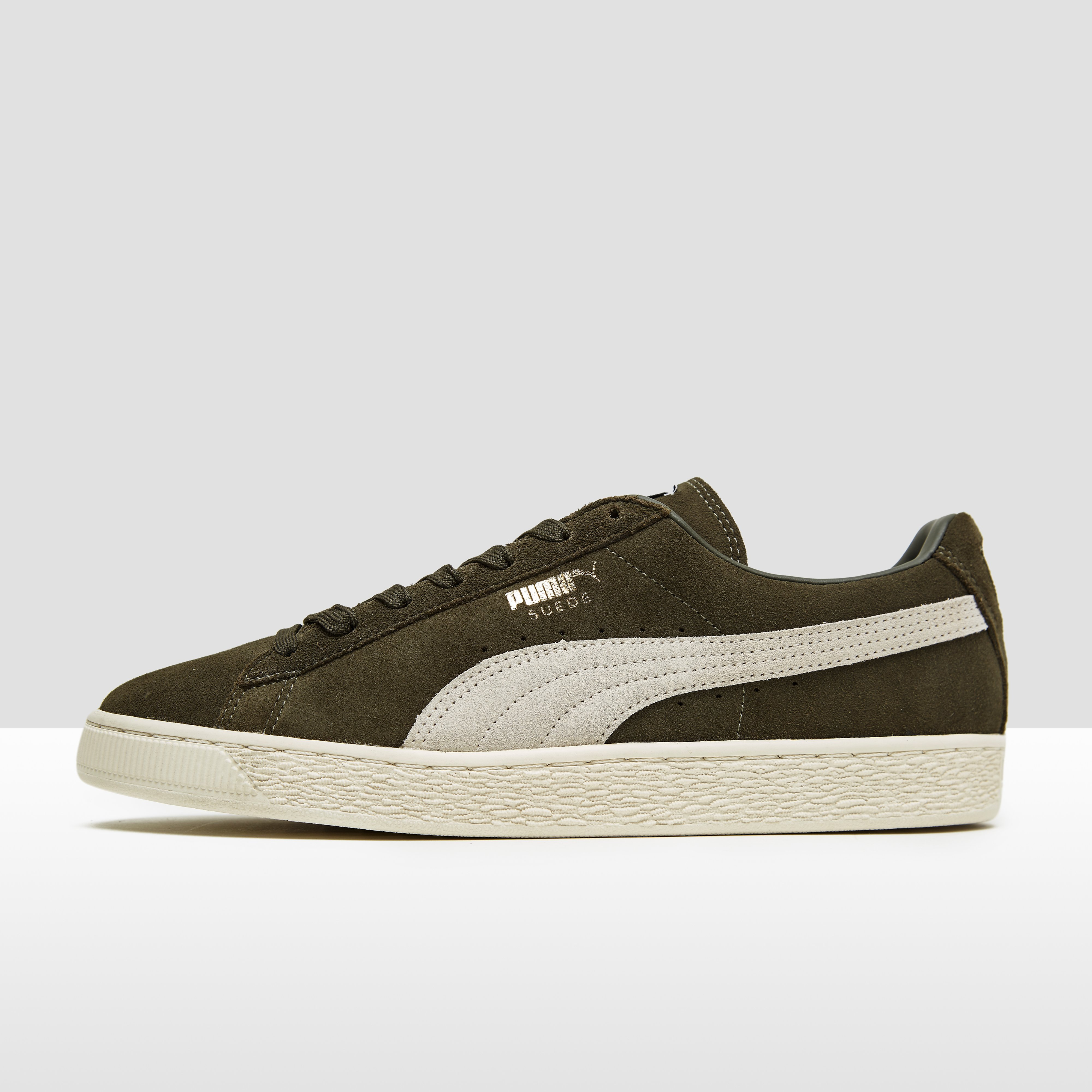 Puma Suede Classic + - Formateurs Vert zghwzdY1