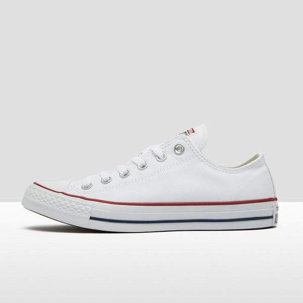 f3122b3eb5c8 CONVERSE CHUCK TAYLOR ALL STAR CLASSIC LOW SNEAKERS WIT