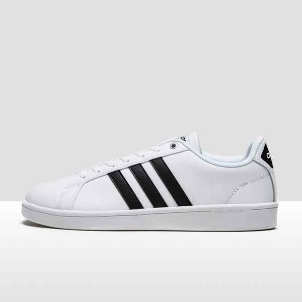 adidas cloudfoam heren wit