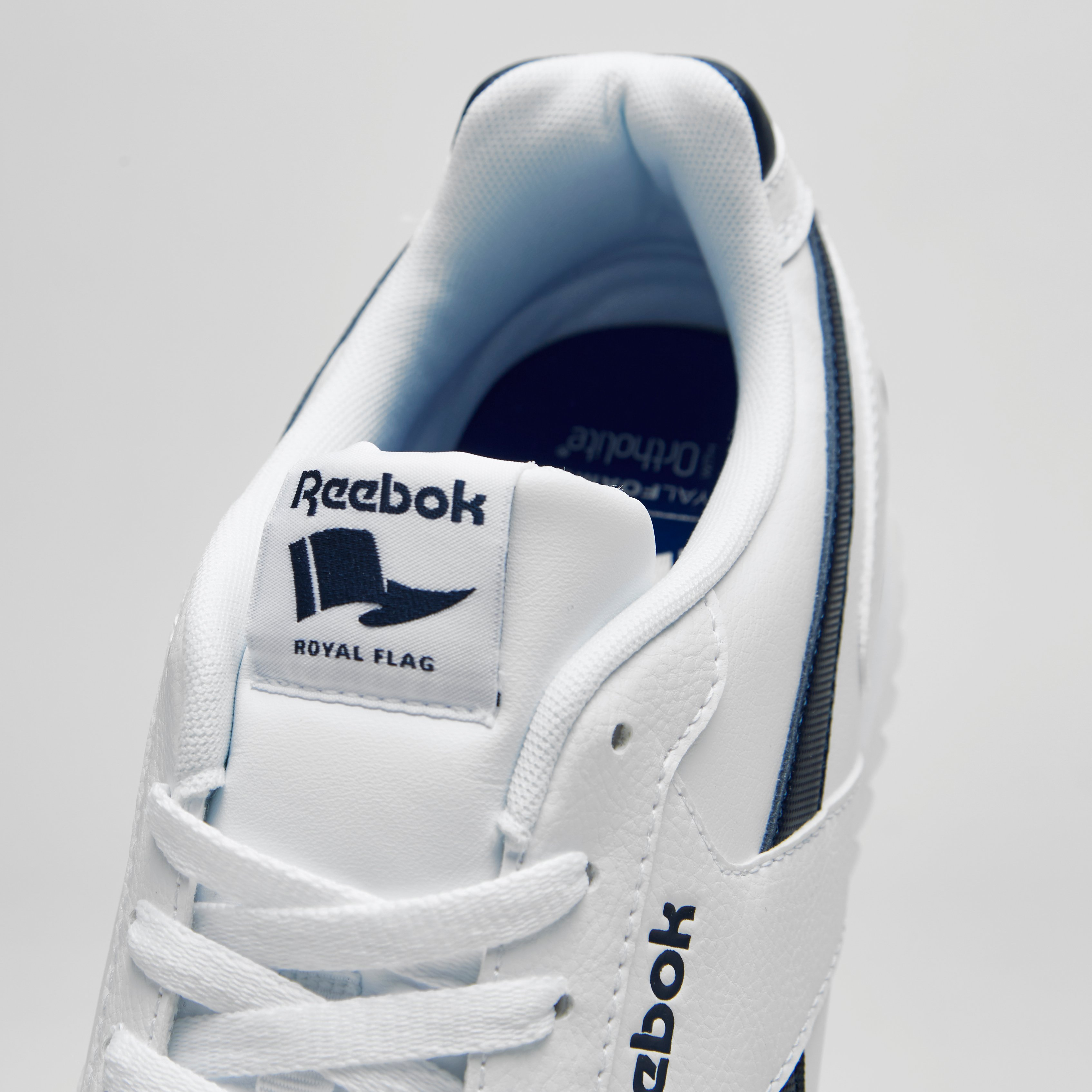 REEBOK ROYAL GLIDE RIPPLE CLIP SNEAKERS HEREN