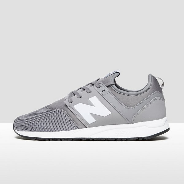 new balance sneakers heren grijs