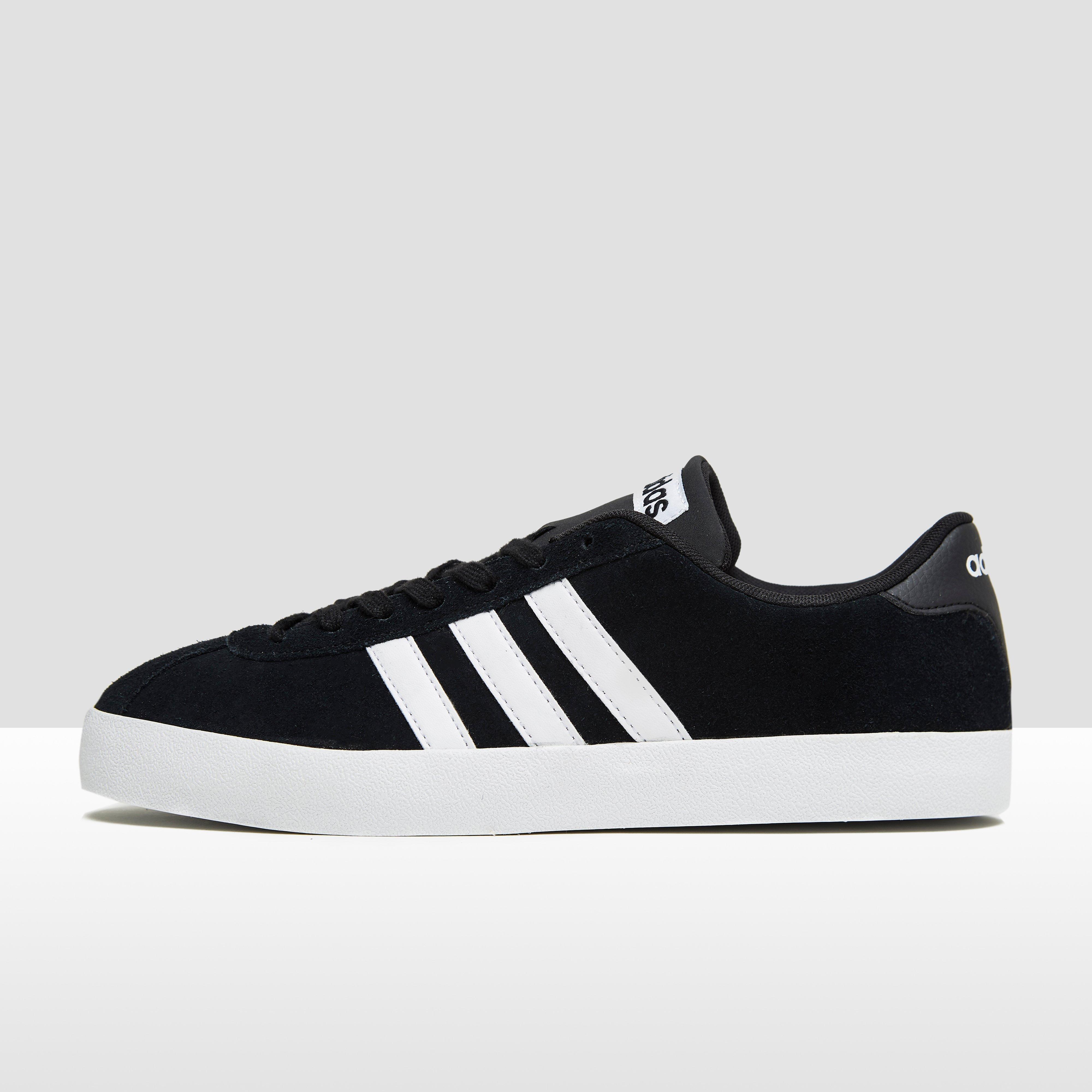 Adidas - Court Vulc Sneakers - Hommes - Chaussures De Sport - Noir - 42 2/3 DfnyeO935