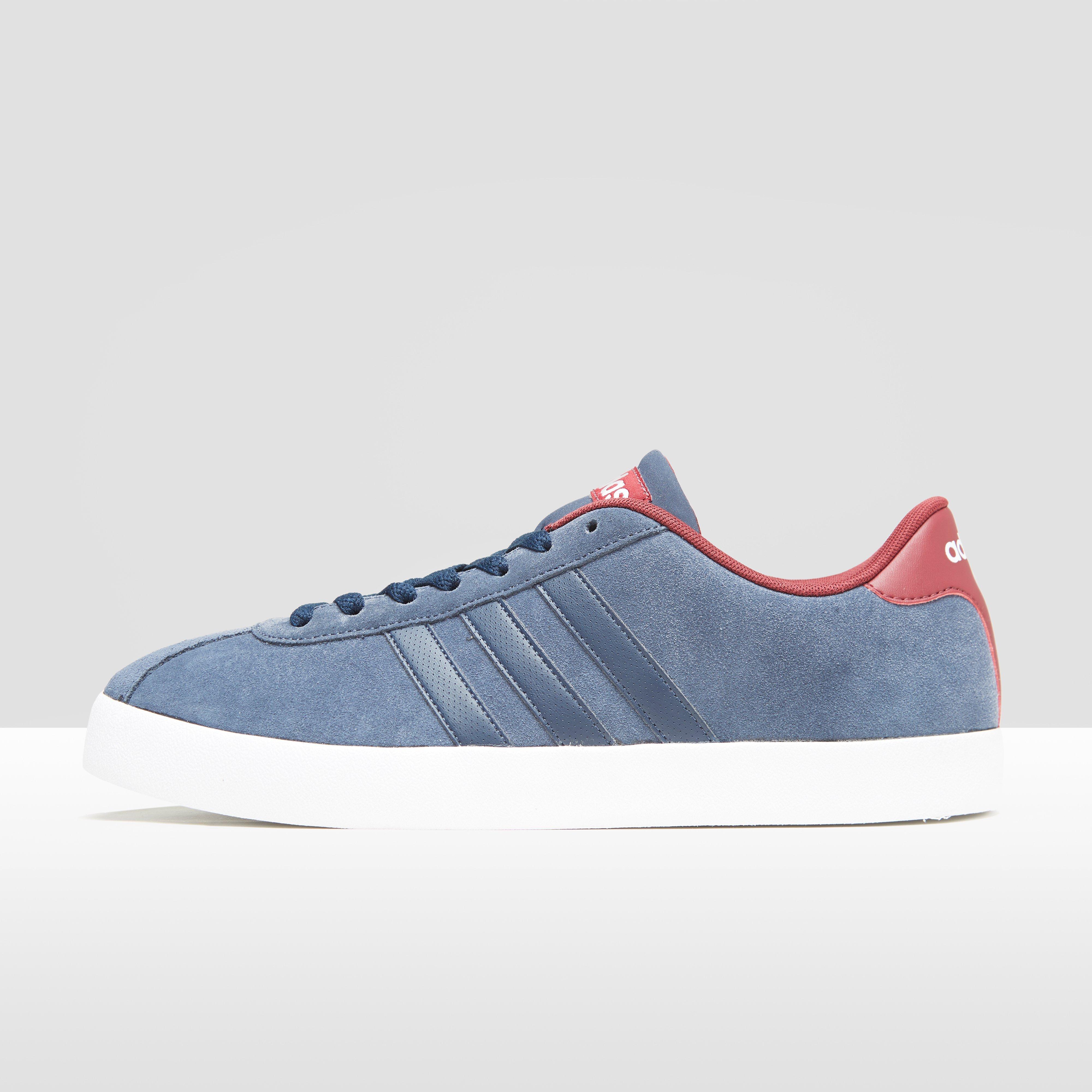 Adidas - Court Vulc Sneakers - Hommes - Baskets - Blanc - 43 1/3 fokvG9