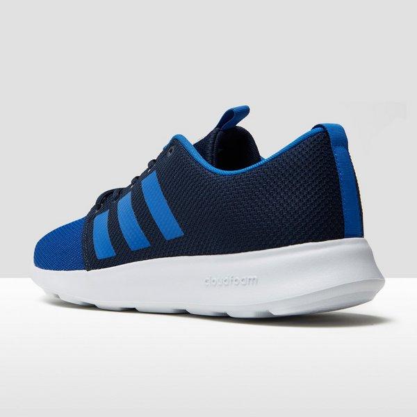 adidas cloudfoam heren blauw