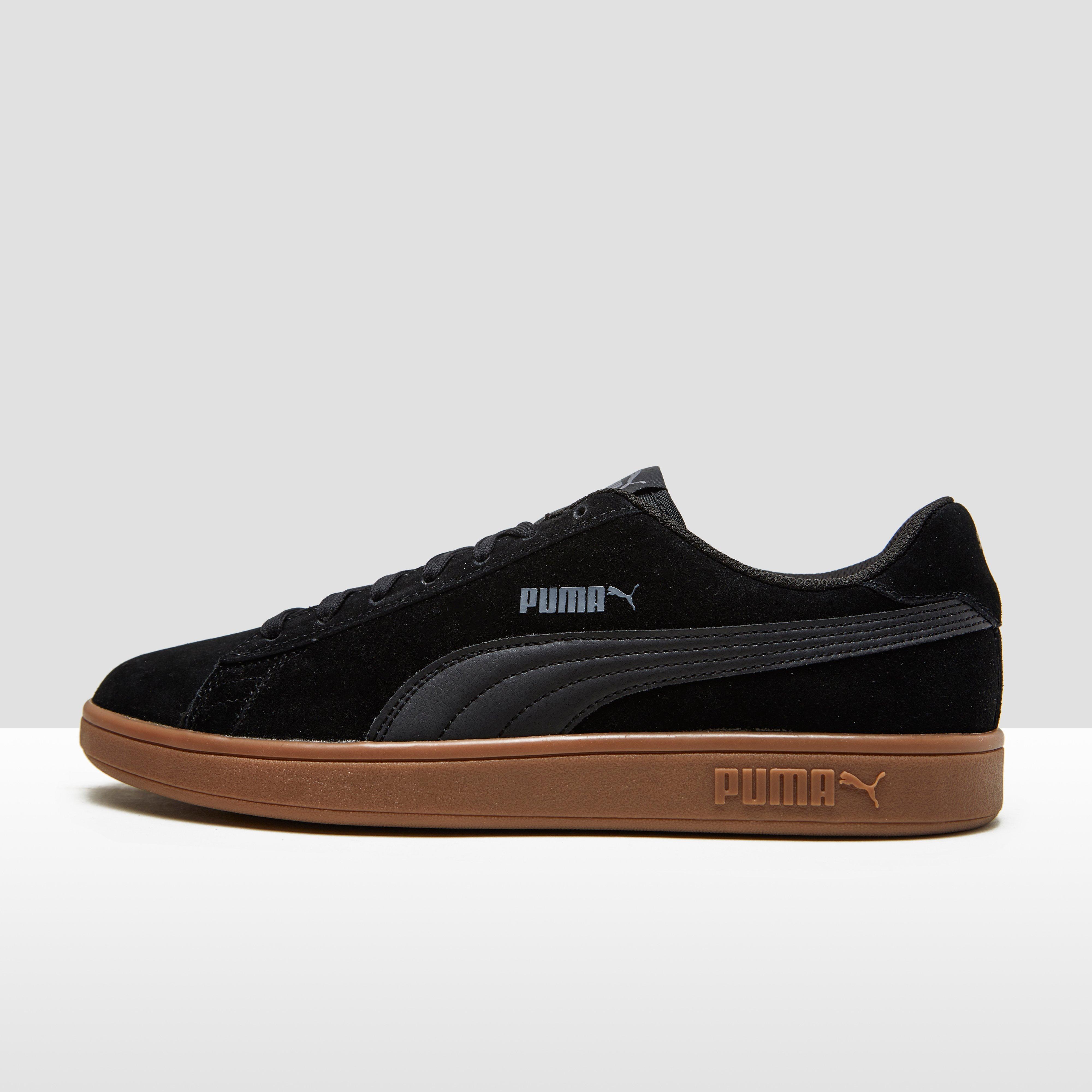 Pumas - Smash Baskets V2 - Hommes - Chaussures - Noir - 40,5