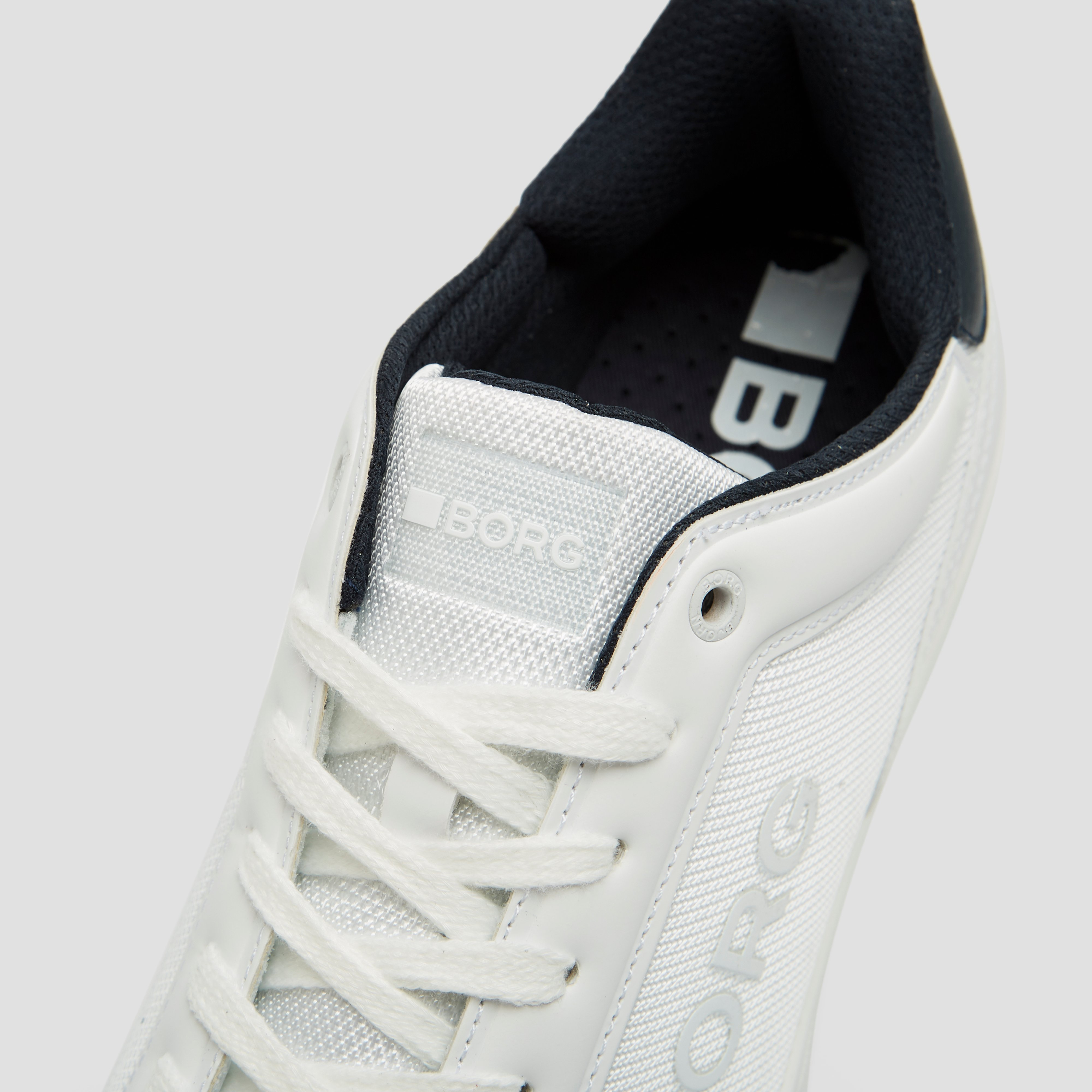 BJORN BORG T330 LOW LMT SNEAKERS WIT HEREN