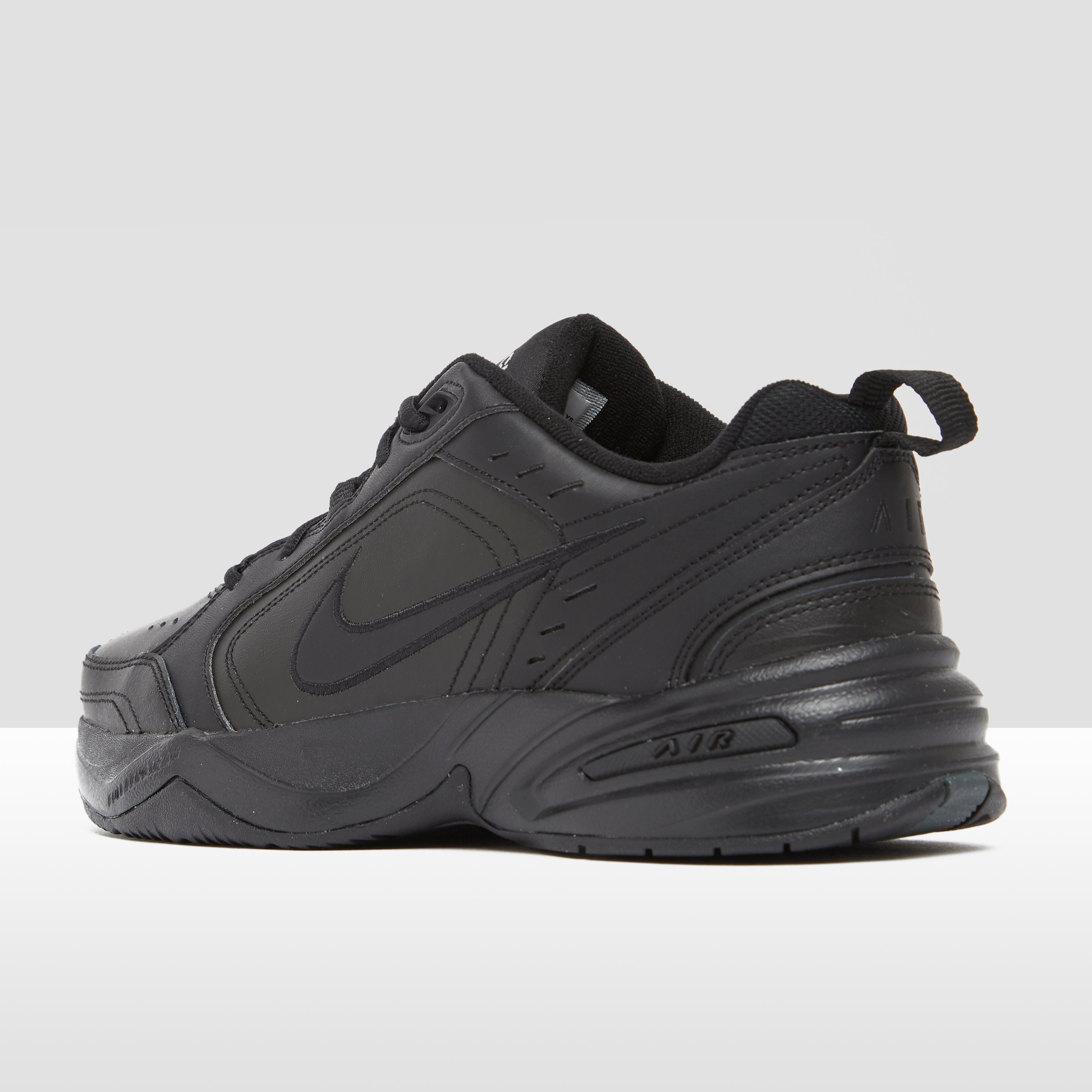 NIKE AIR MONARCH IV SNEAKERS ZWART HEREN