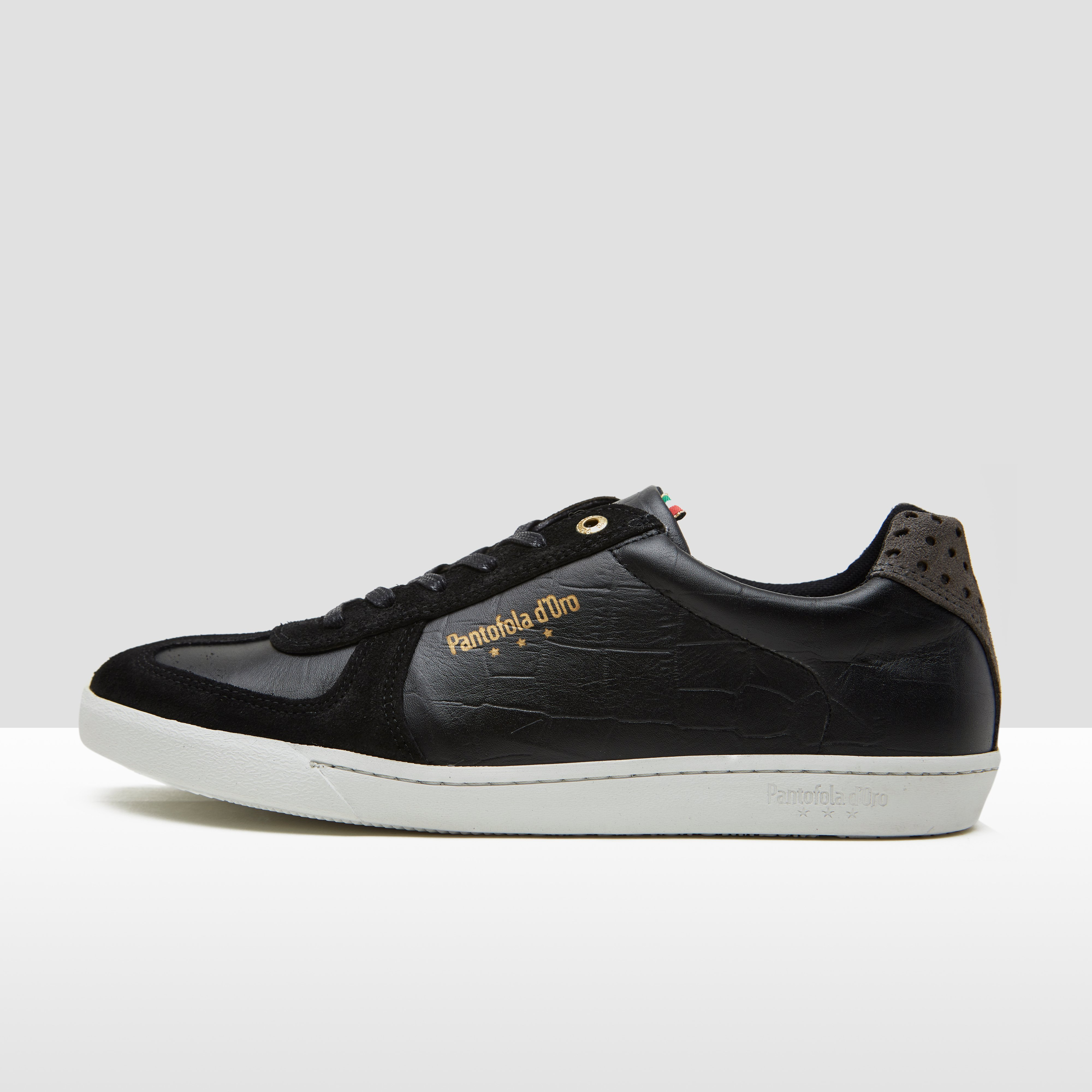 Pantofola D'oro Chaussures Noires Pour Les Hommes 7Nf6szQZd