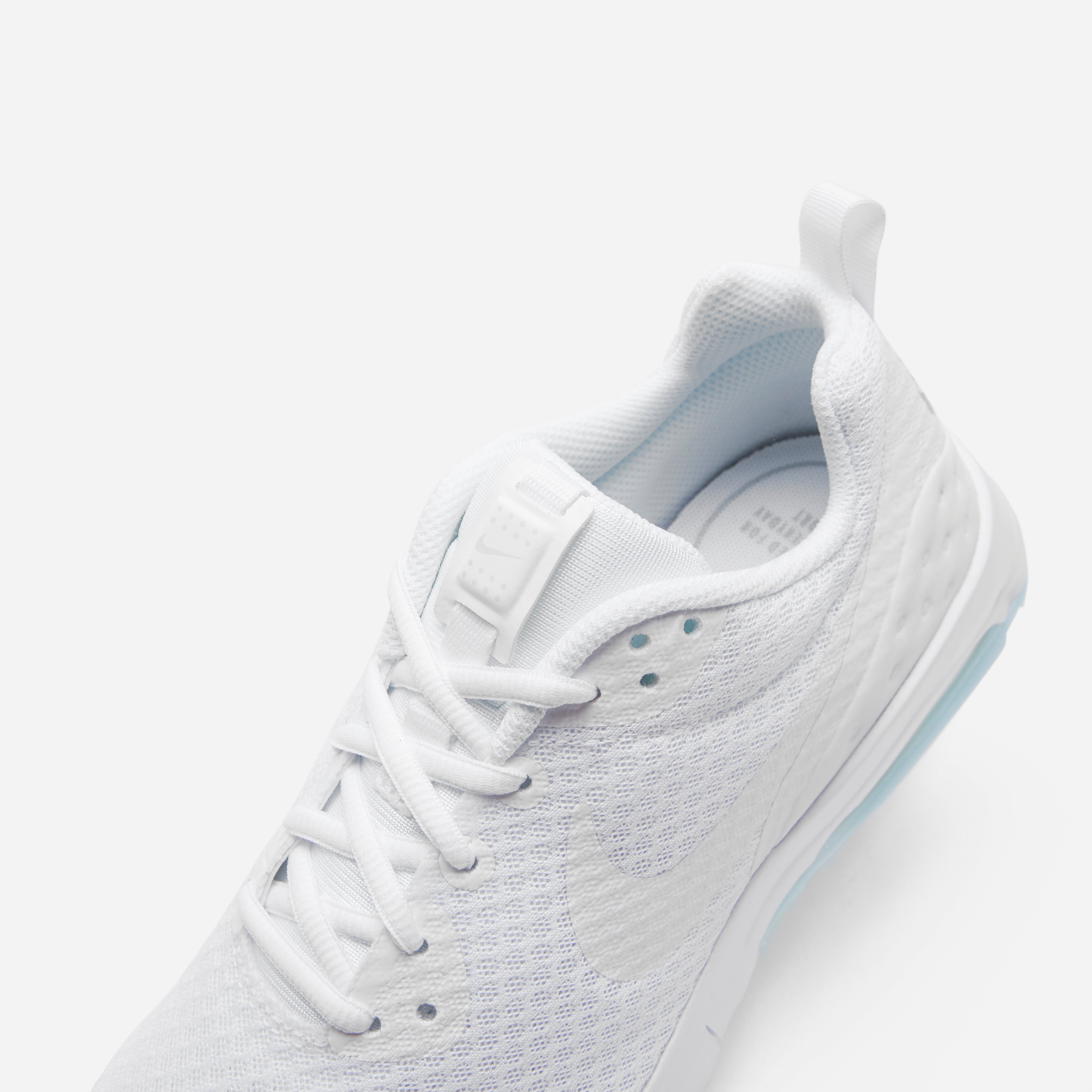 NIKE AIR MAX MOTION SNEAKERS WIT DAMES