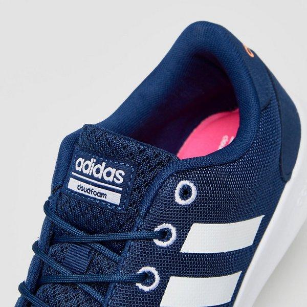 adidas cloudfoam dames blauw