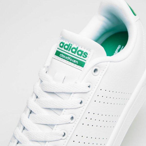 adidas cloudfoam dames wit