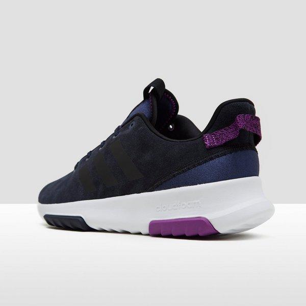 adidas sneakers dames wit met blauw