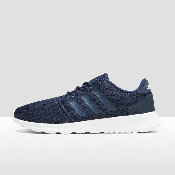 adidas neo cloudfoam qt racer sneakers blauw dames. Black Bedroom Furniture Sets. Home Design Ideas