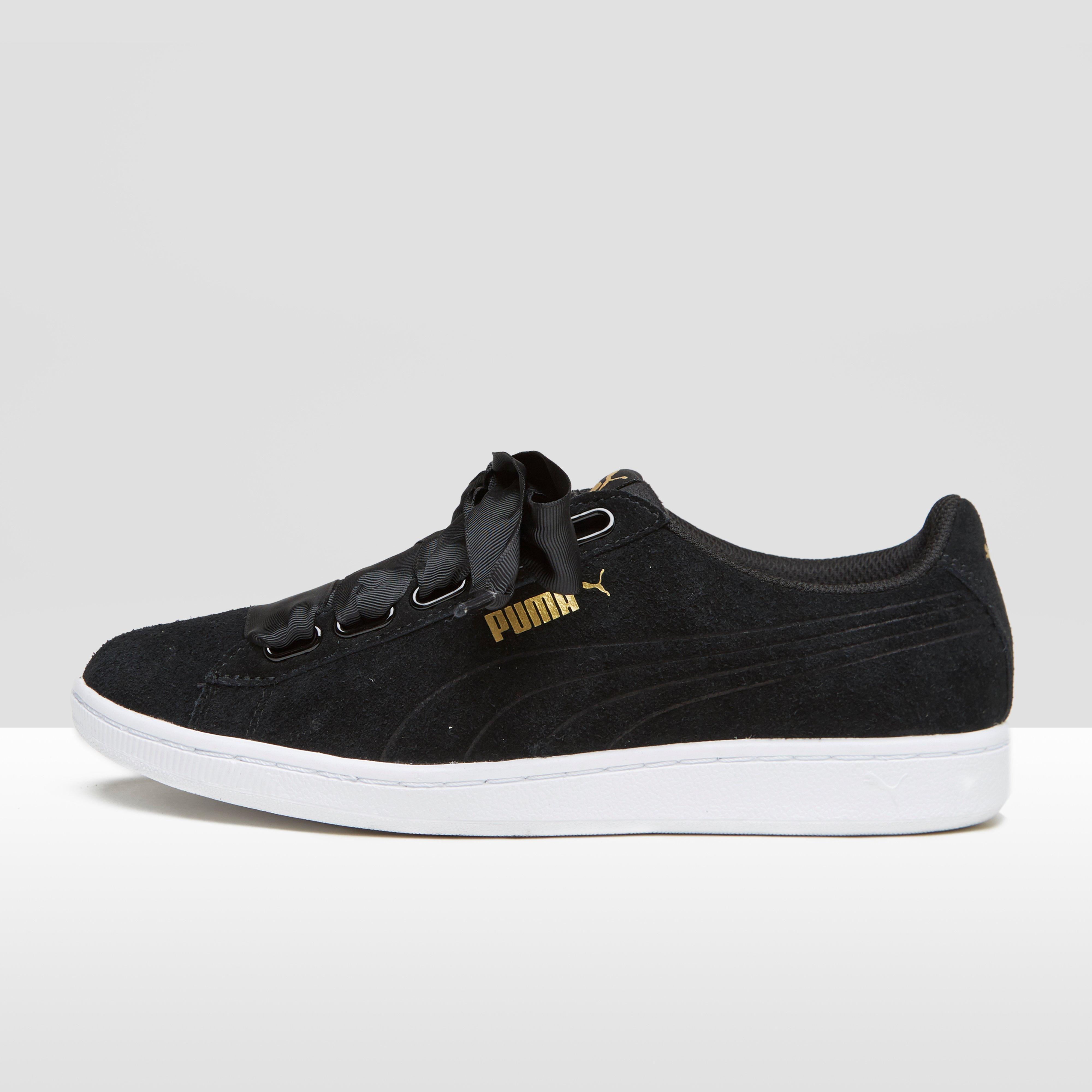 Chaussures Smash Noir Puma Hah8ZC