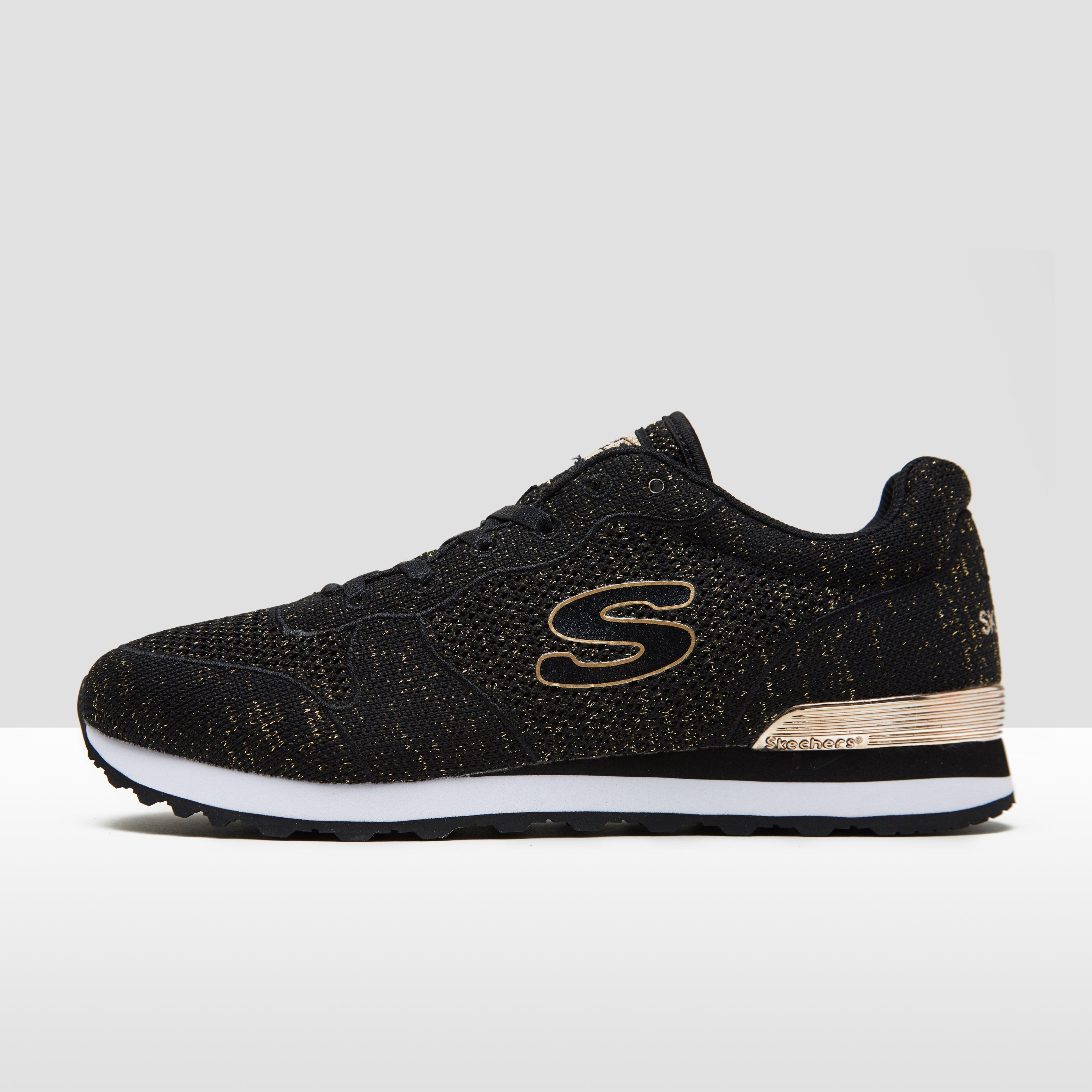 Noir Skechers Chaussures Enfants Pour Femmes gx9EjfhLqs
