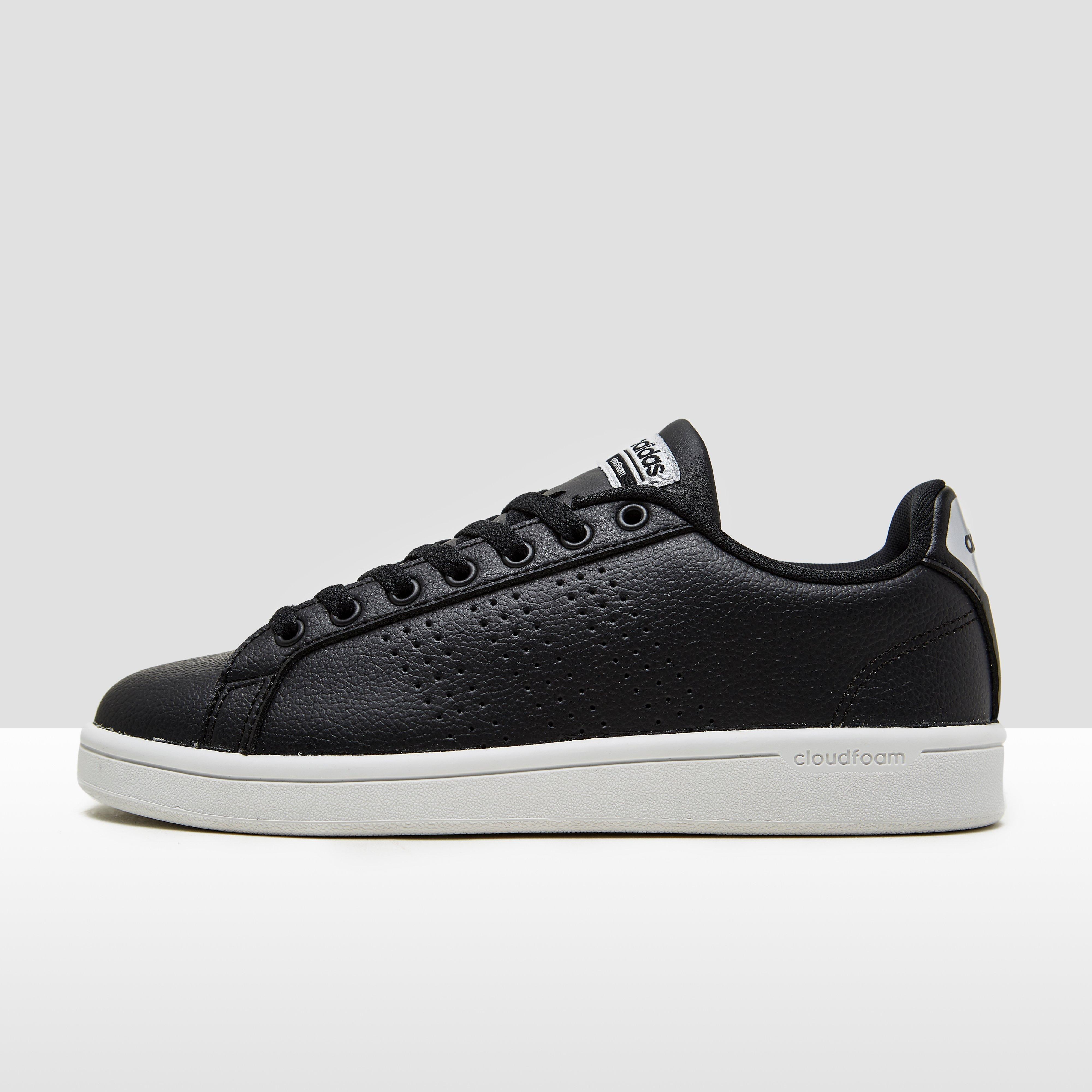 Adidas - Avantage Mousse Nuage Formateurs - Dames - Formateurs - Noir - 40 j3k47Eb