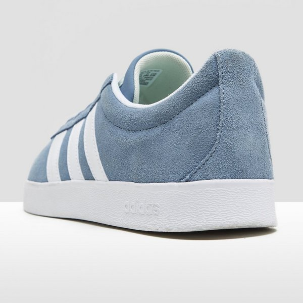 adidas sneakers dames blauw wit