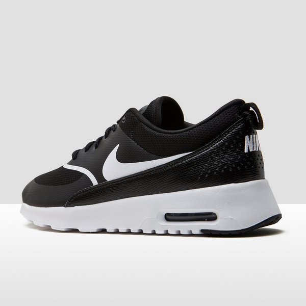 nike air max thea wit zwart dames