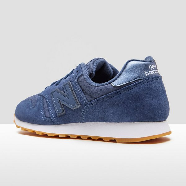 new balance sneakers blauw dames