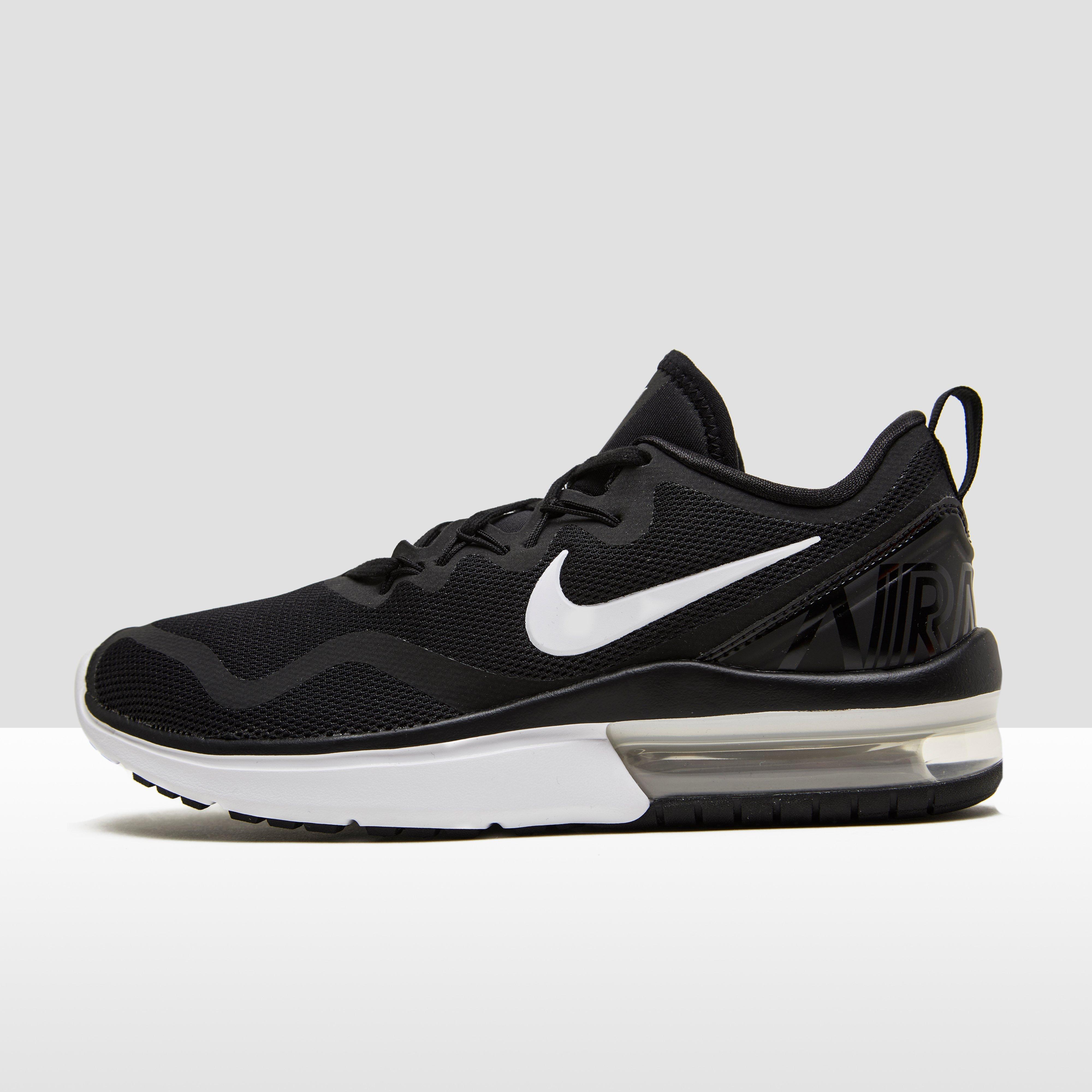 Nike Chaussures De Course Air Fureur Max - Enfants Noir / Blanc PjYWE
