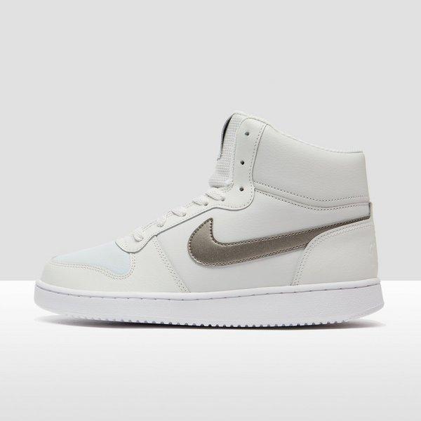 Ebernon Nike Dames Perrysport Mid Sneakers Witgrijs Twd7Hq
