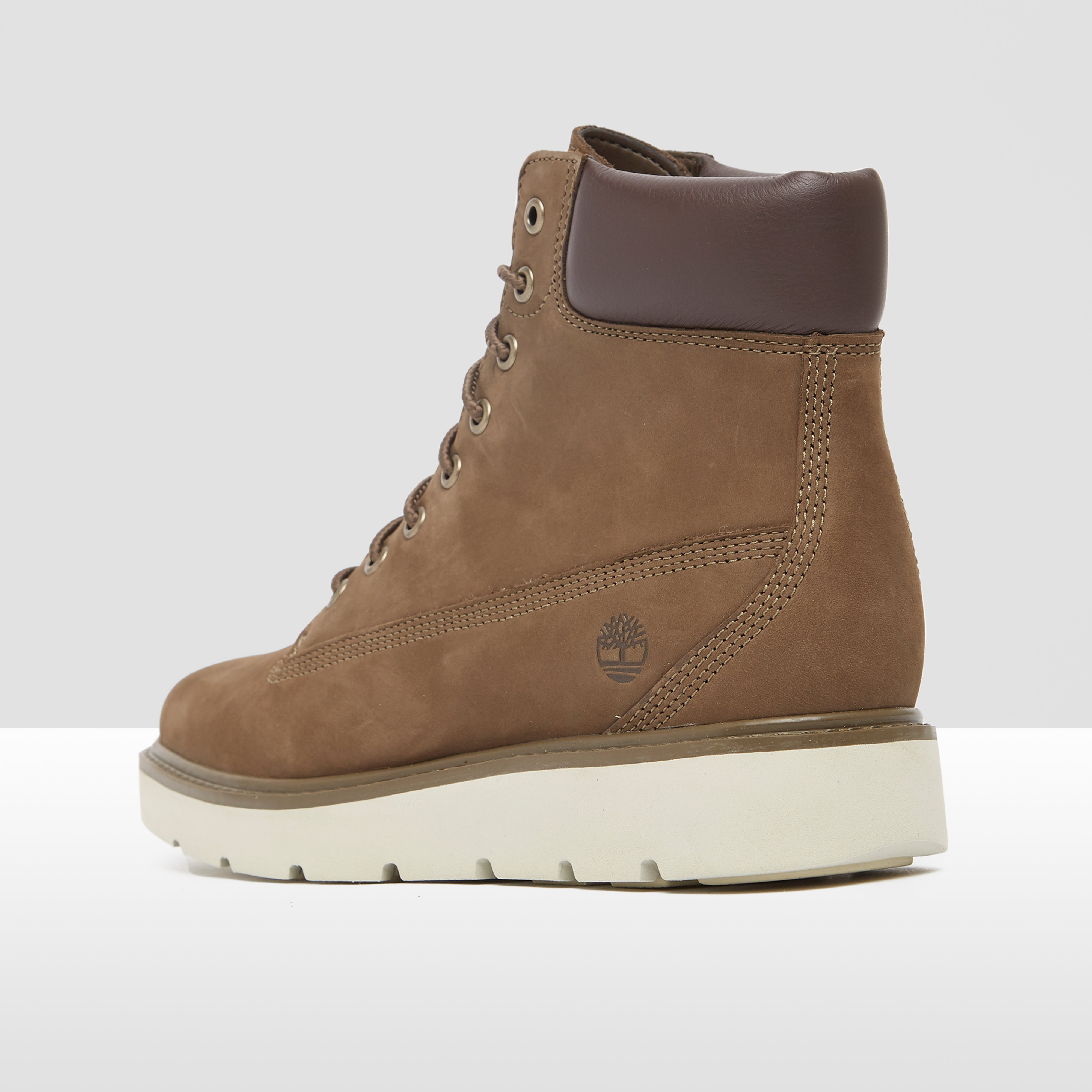 TIMBERLAND KENNISTON LACE UP BOOTS BRUIN DAMES