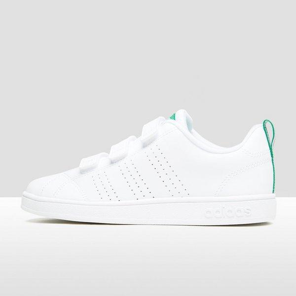 Sneakers Wit Velcro Advantage Kinderen Perrysport Adidas 7TgxfqARTw