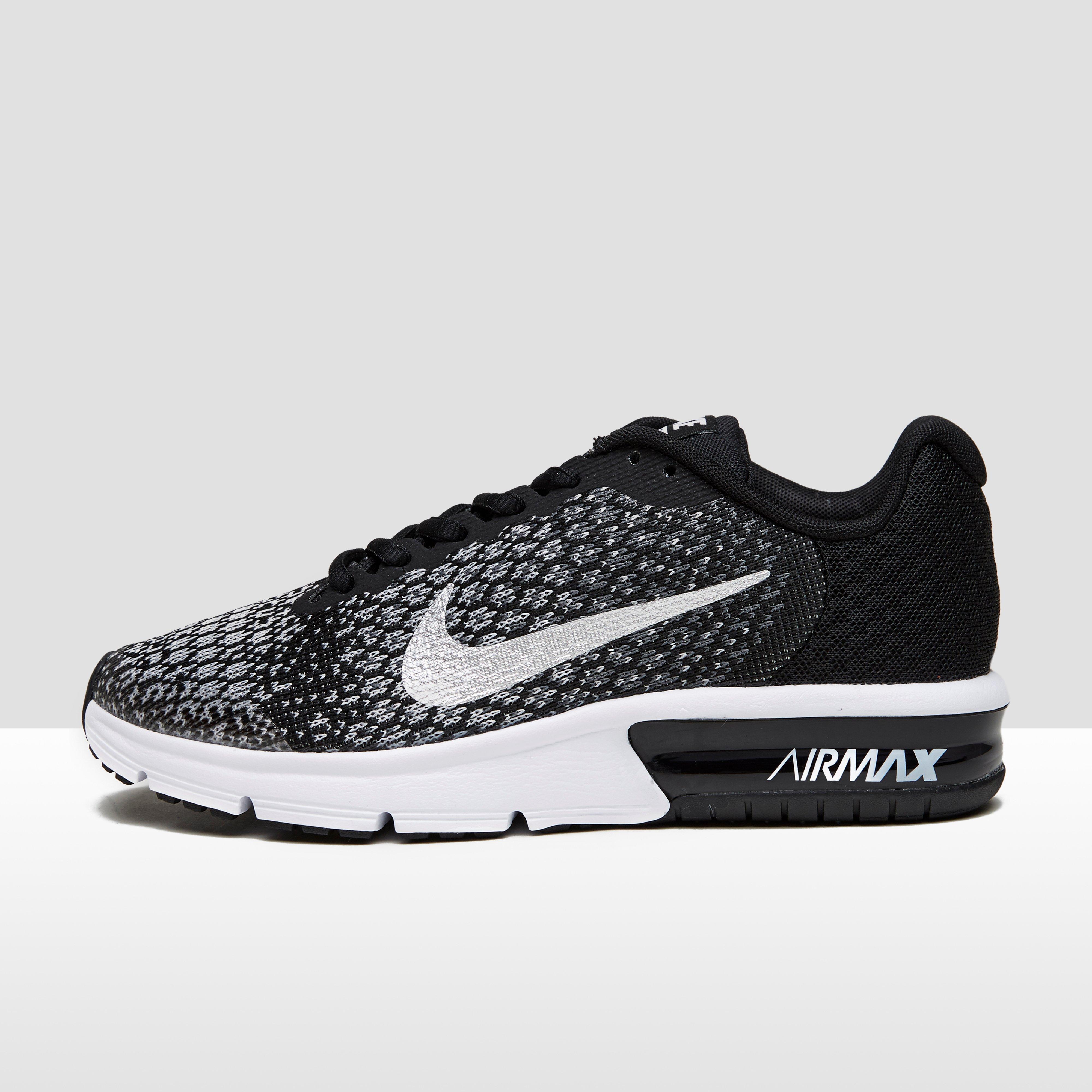 Chaussures Noir Nike Air Max Séquent À 47,5 Pour Les Hommes